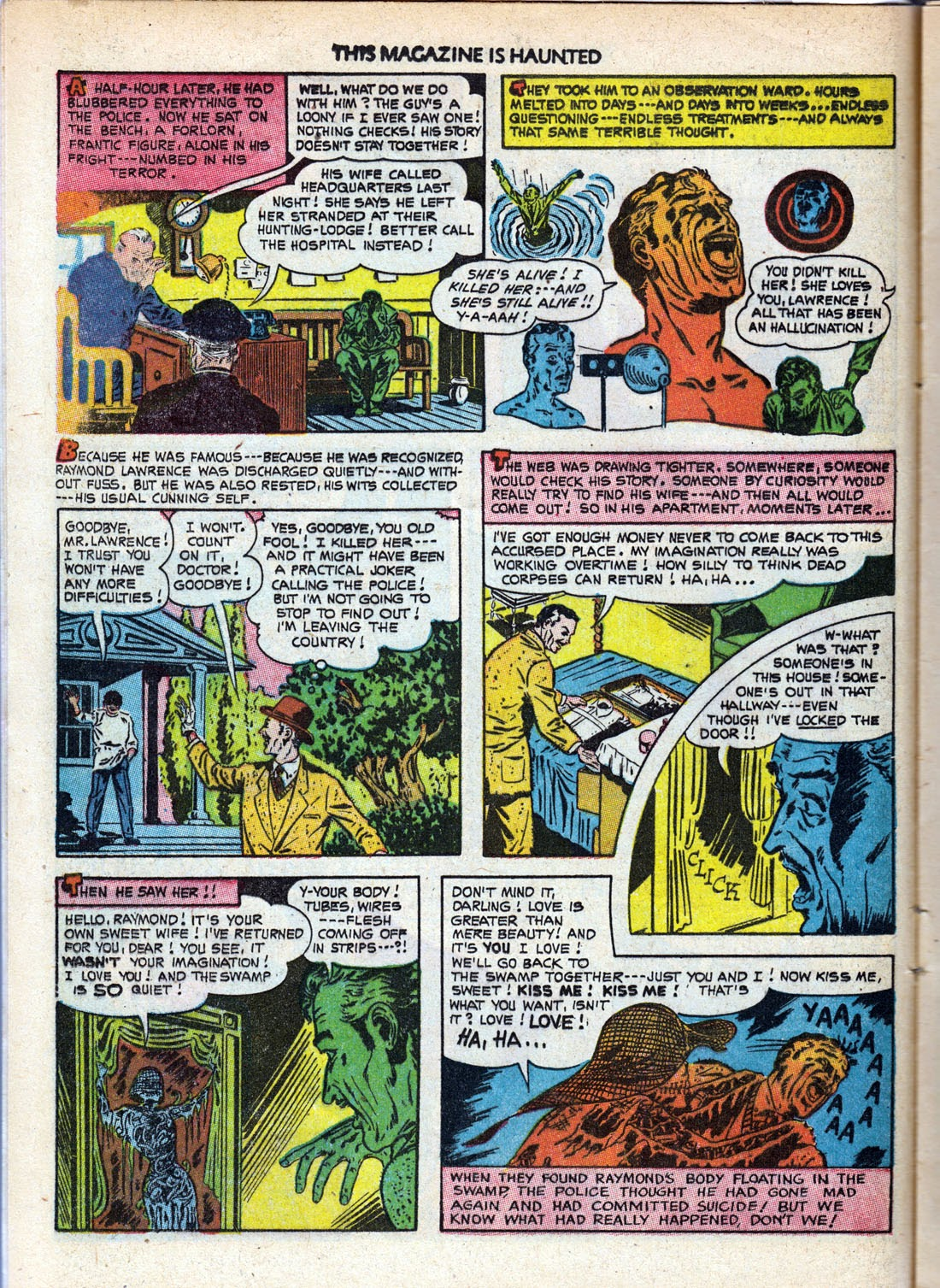 Read online This Magazine Is Haunted comic -  Issue #11 - 12