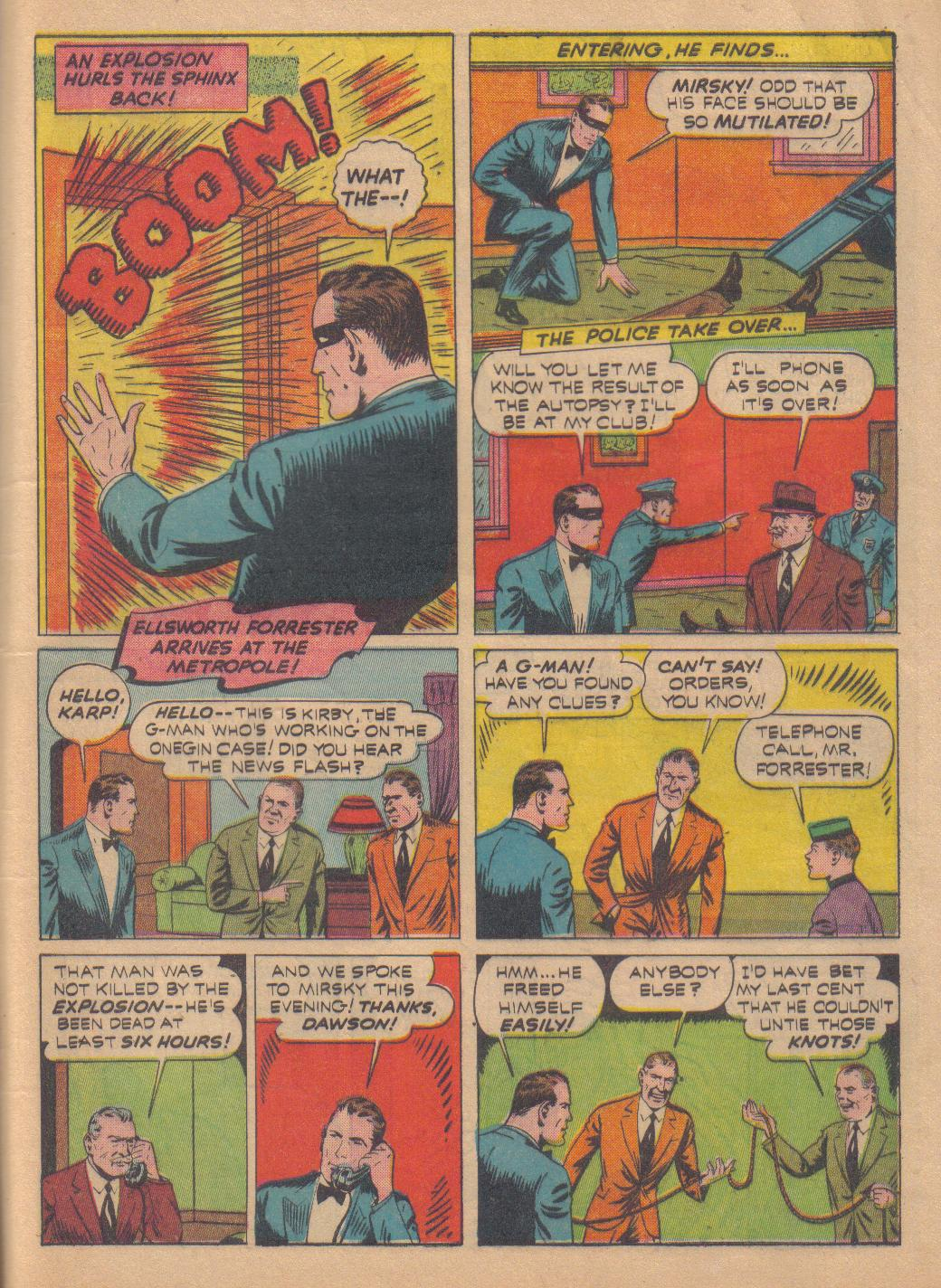 Exciting Comics (1940) issue 13 - Page 55