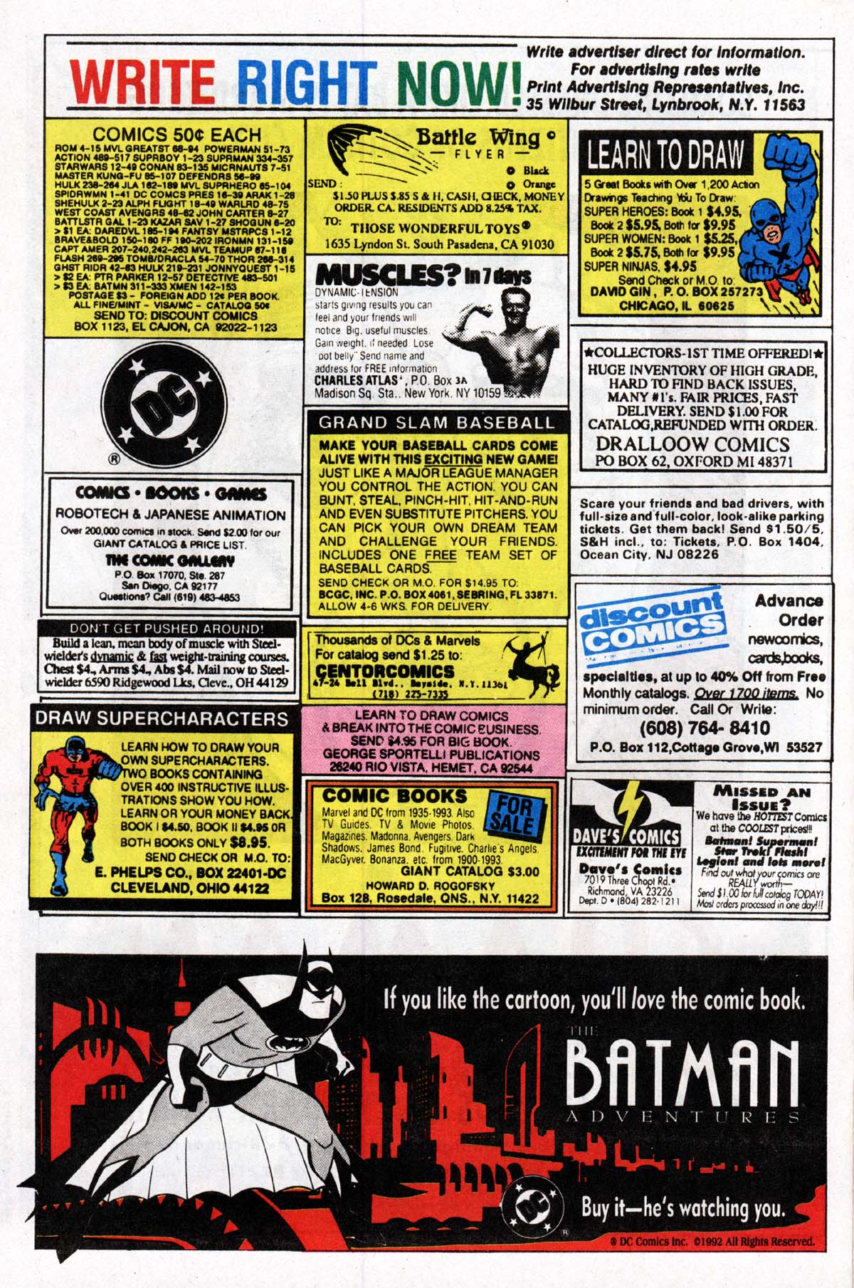 Read online Showcase '93 comic -  Issue #2 - 39