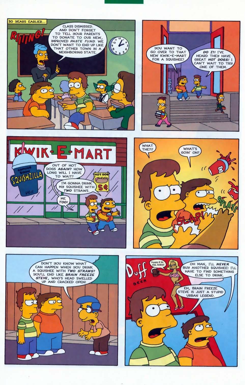 Read online Simpsons Comics comic -  Issue #43 - 21