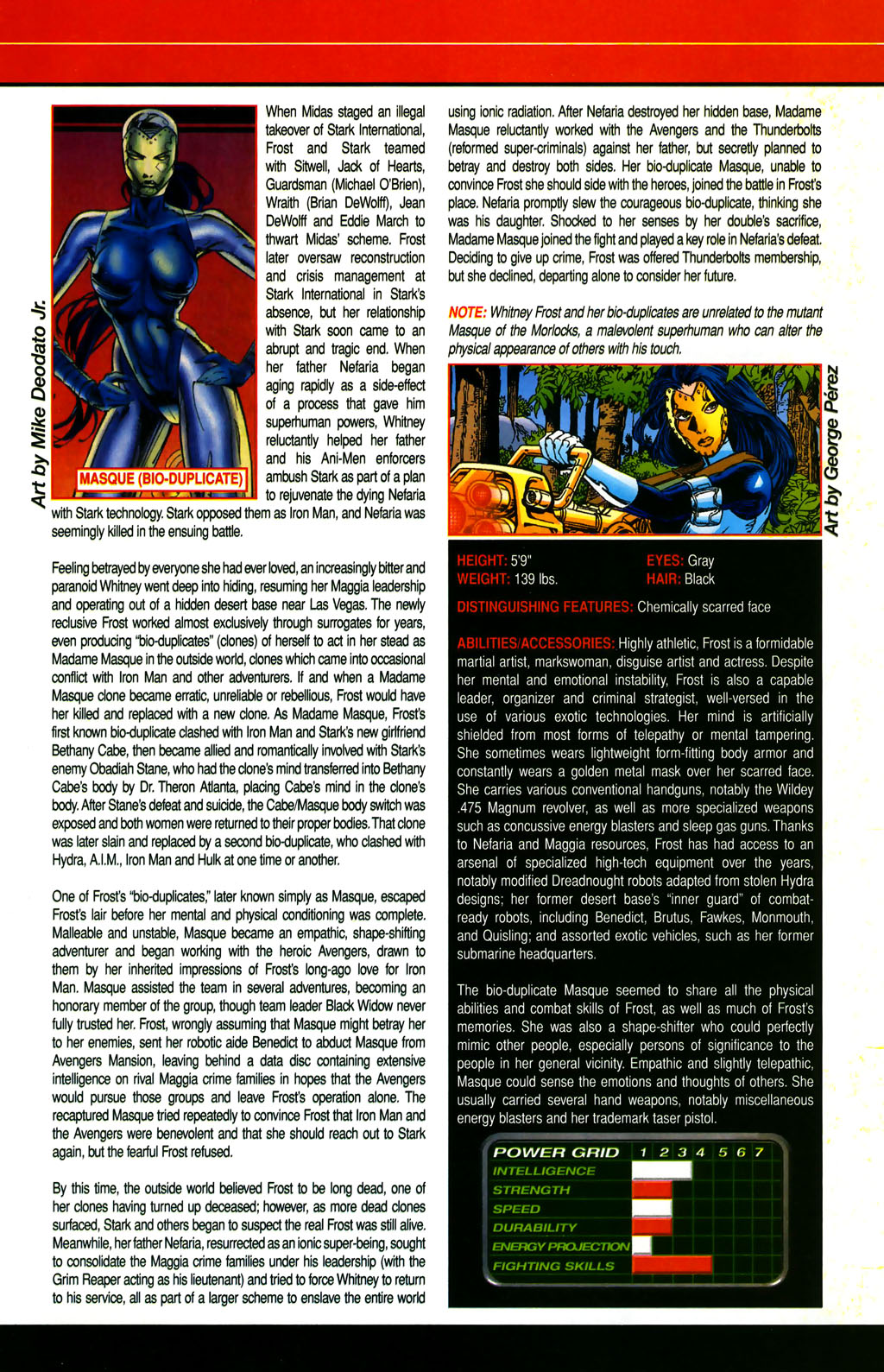 Read online All-New Official Handbook of the Marvel Universe A to Z comic -  Issue #6 - 55