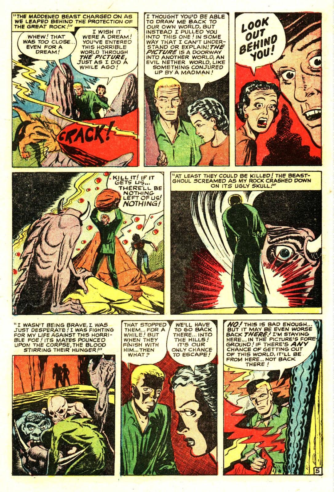 Suspense issue 8 - Page 7