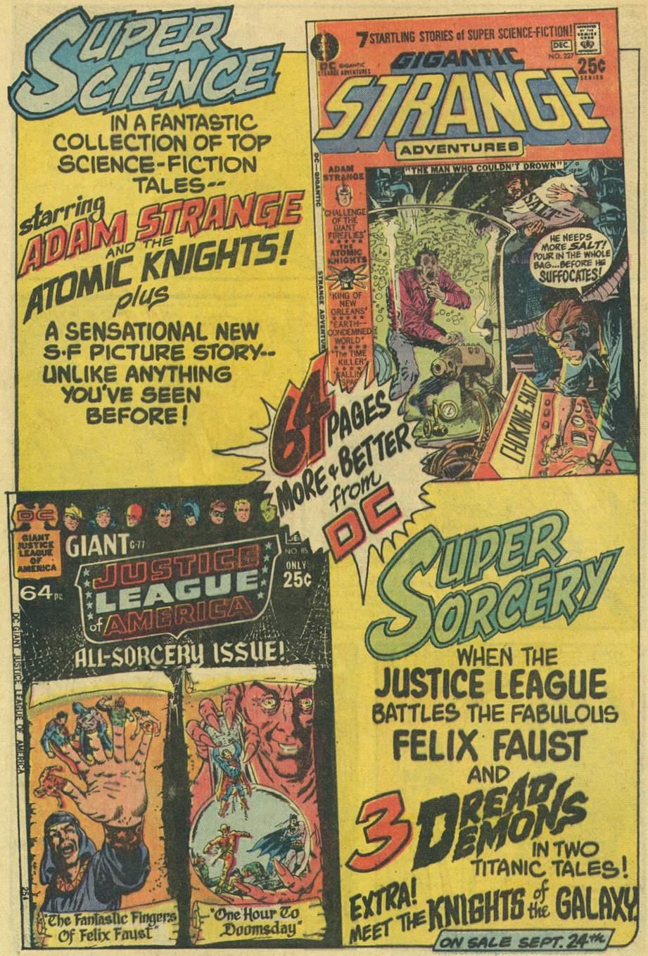 Read online Aquaman (1962) comic -  Issue #54 - 28