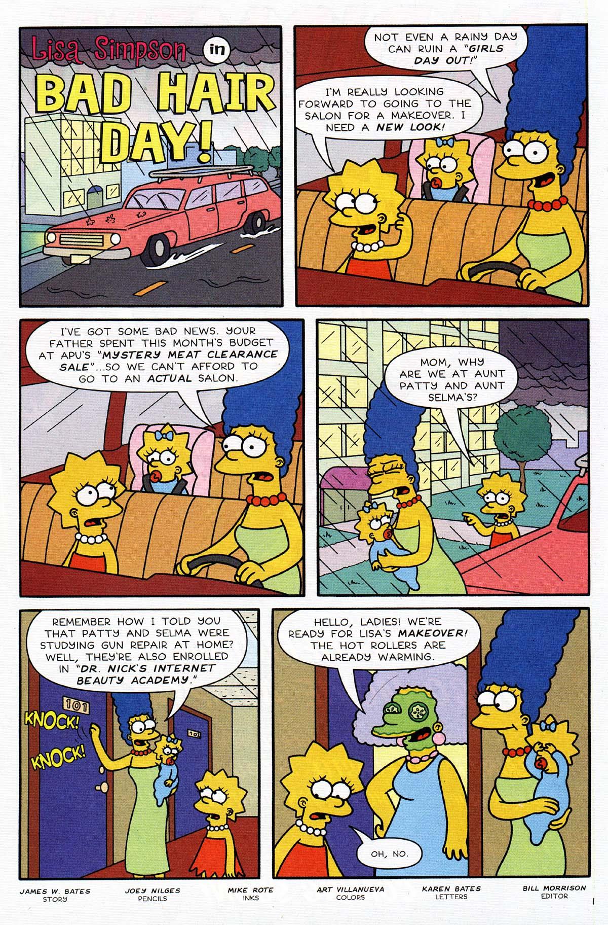 Read online Simpsons Comics Presents Bart Simpson comic -  Issue #15 - 18