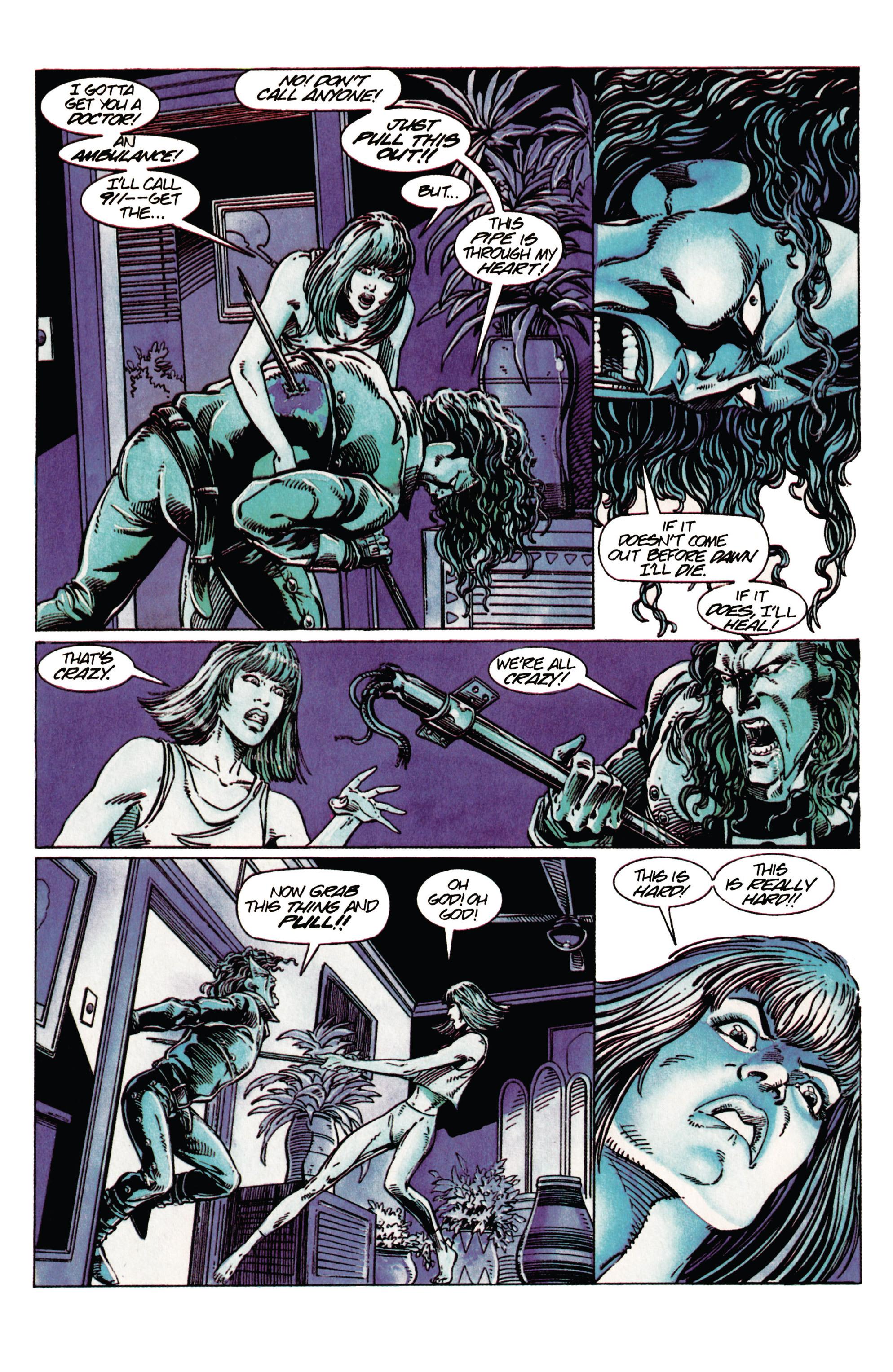 Read online Shadowman (1992) comic -  Issue #27 - 5