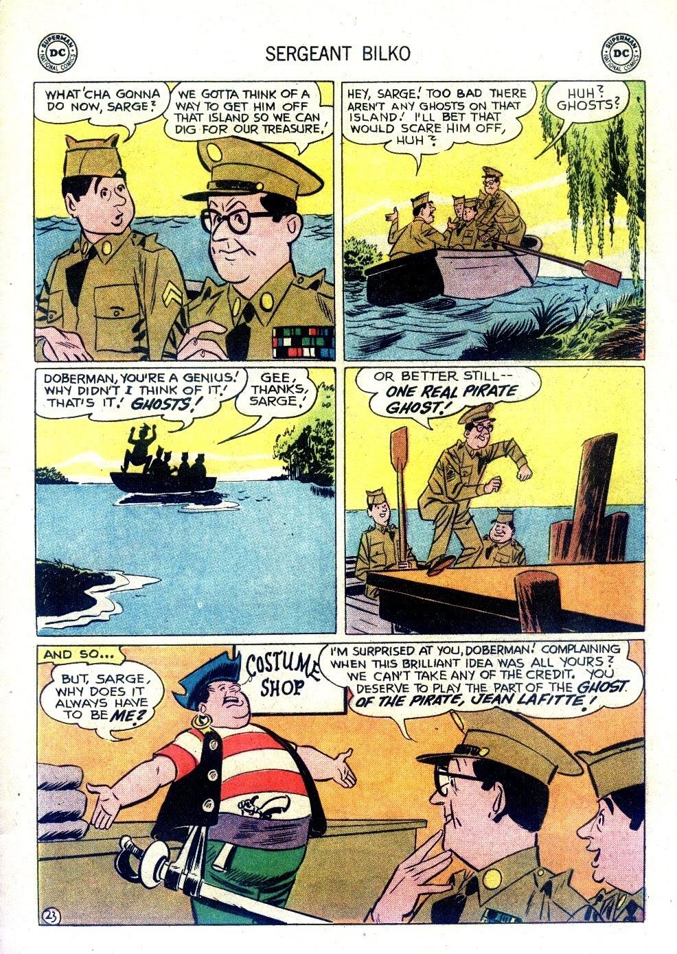 Sergeant Bilko issue 9 - Page 29