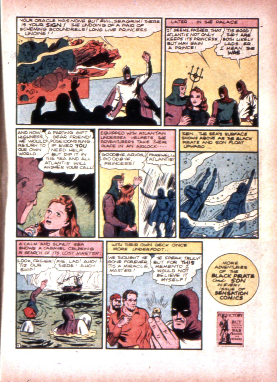 Read online Sensation (Mystery) Comics comic -  Issue #20 - 23