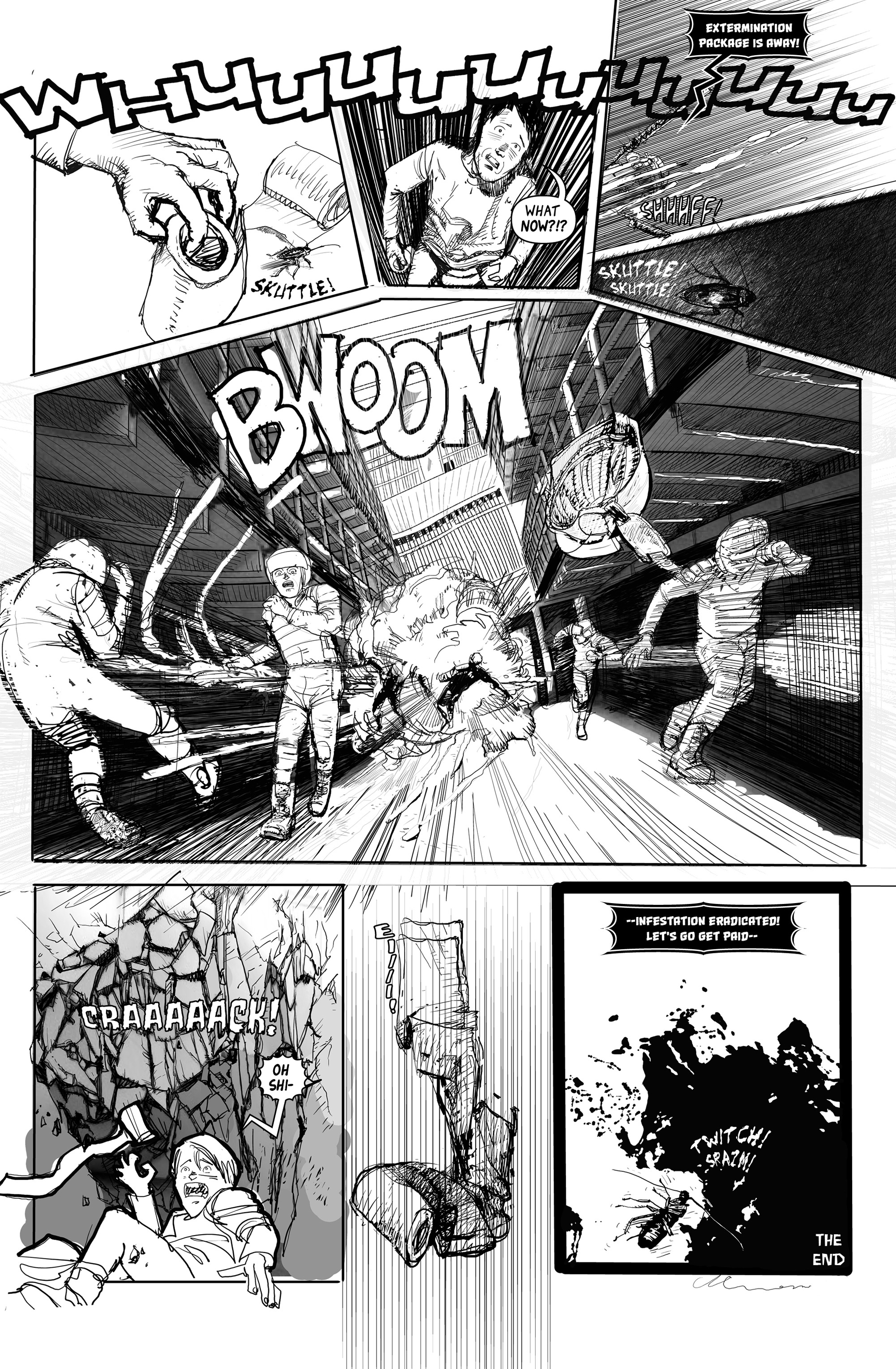 Read online 100% Biodegradable comic -  Issue #12 - 12