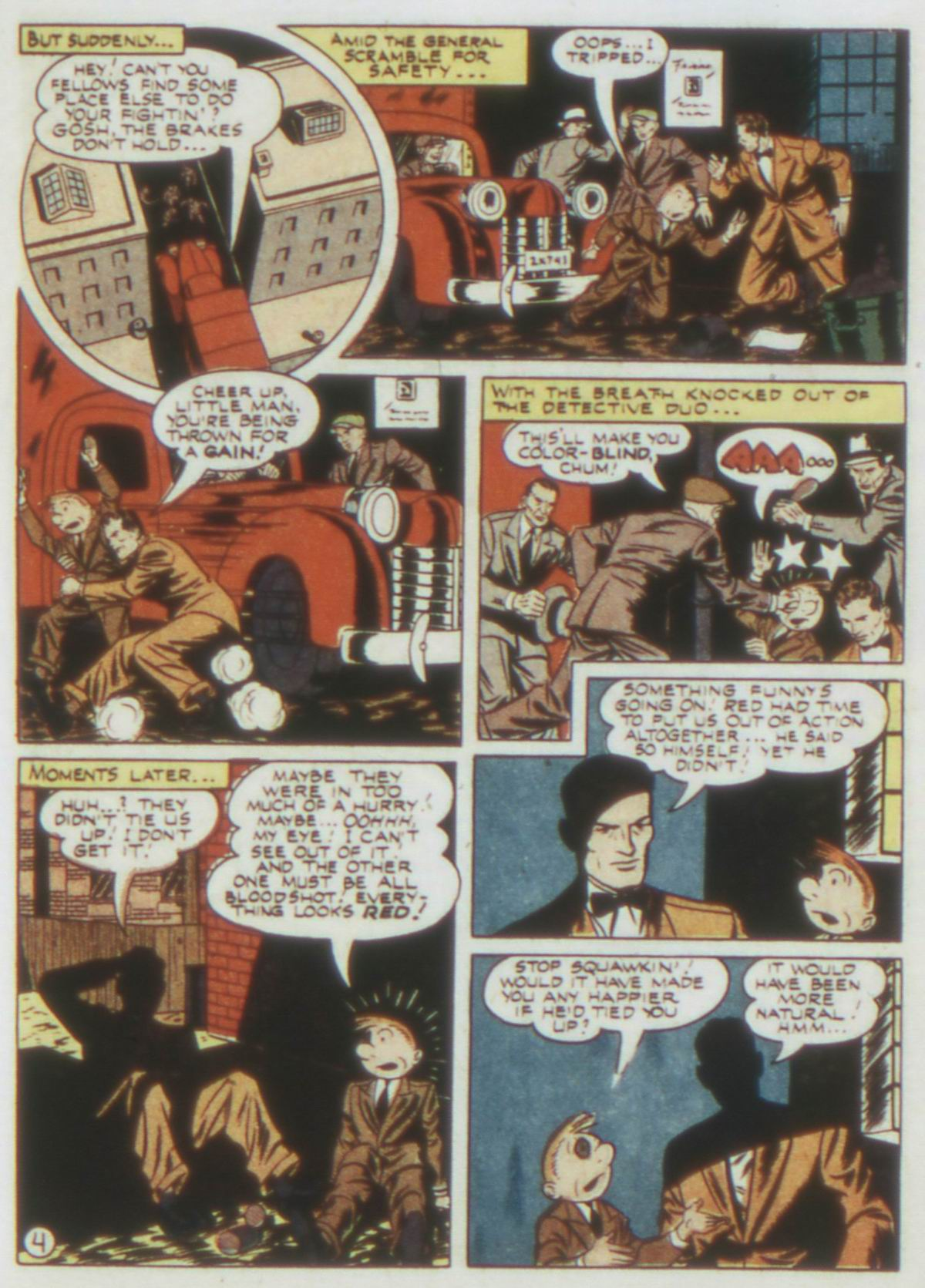 Read online Detective Comics (1937) comic -  Issue #77 - 19