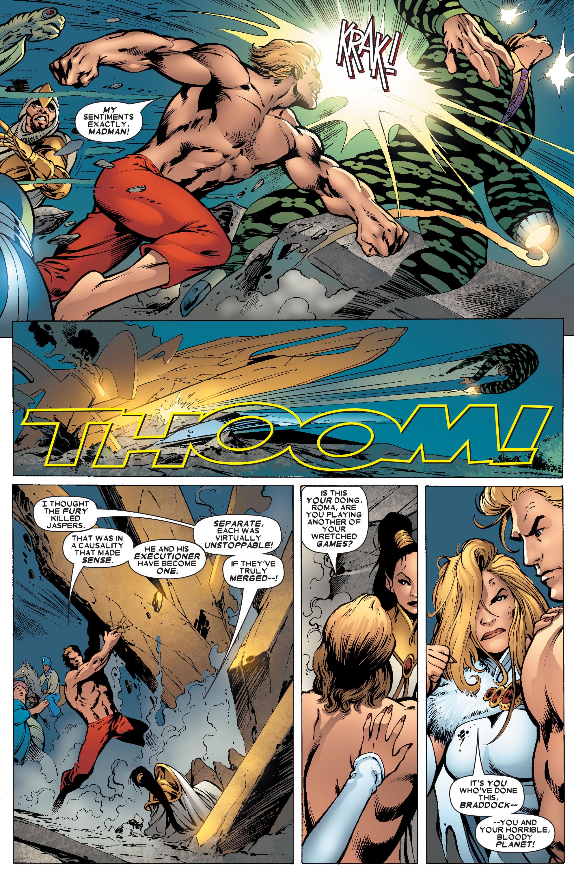 Read online Uncanny X-Men (1963) comic -  Issue #462 - 11