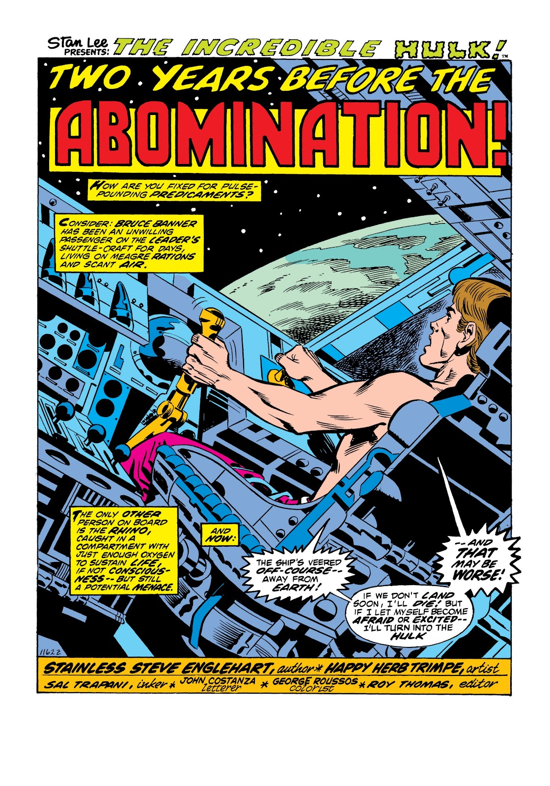 Read online Marvel Masterworks: The Incredible Hulk comic -  Issue # TPB 9 (Part 1) - 52