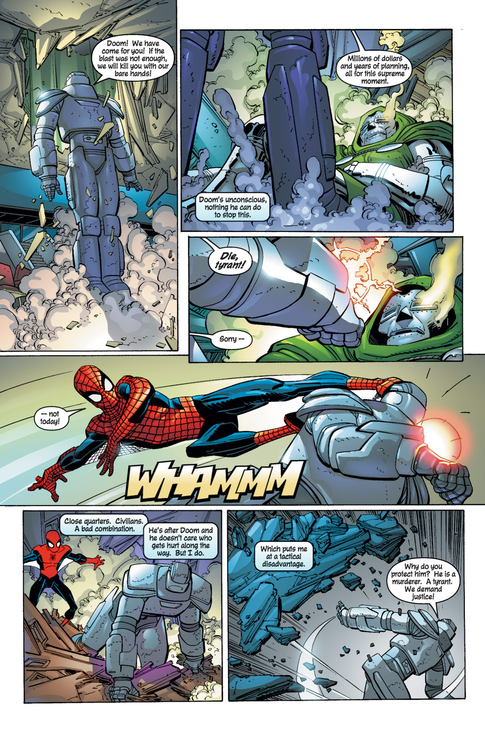 The Amazing Spider-Man (1999) 50 Page 7