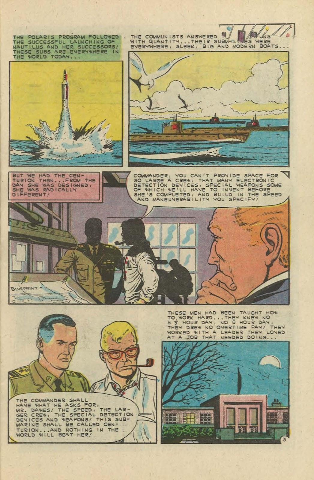 Read online Fightin' Navy comic -  Issue #131 - 5