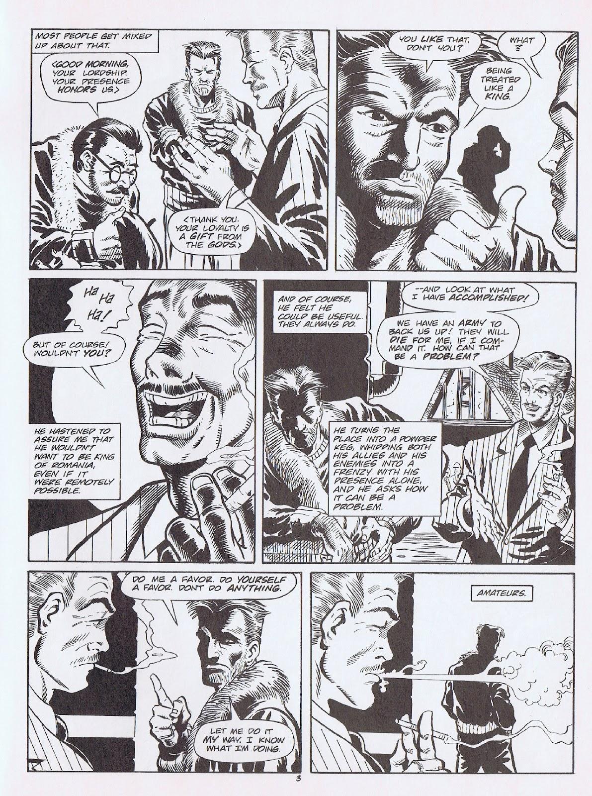 Read online Merchants of Death comic -  Issue #3 - 38