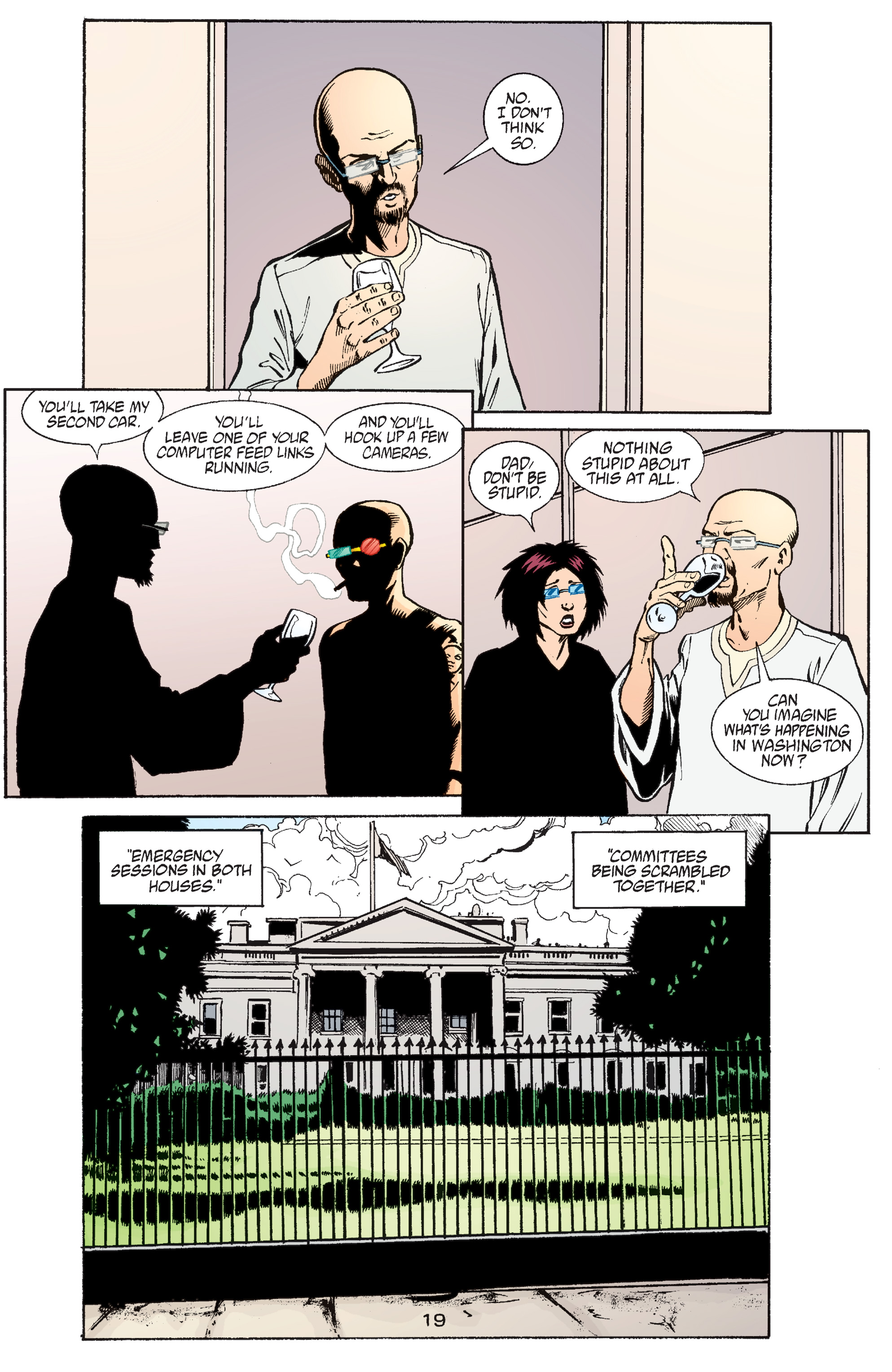 Read online Transmetropolitan comic -  Issue #57 - 20