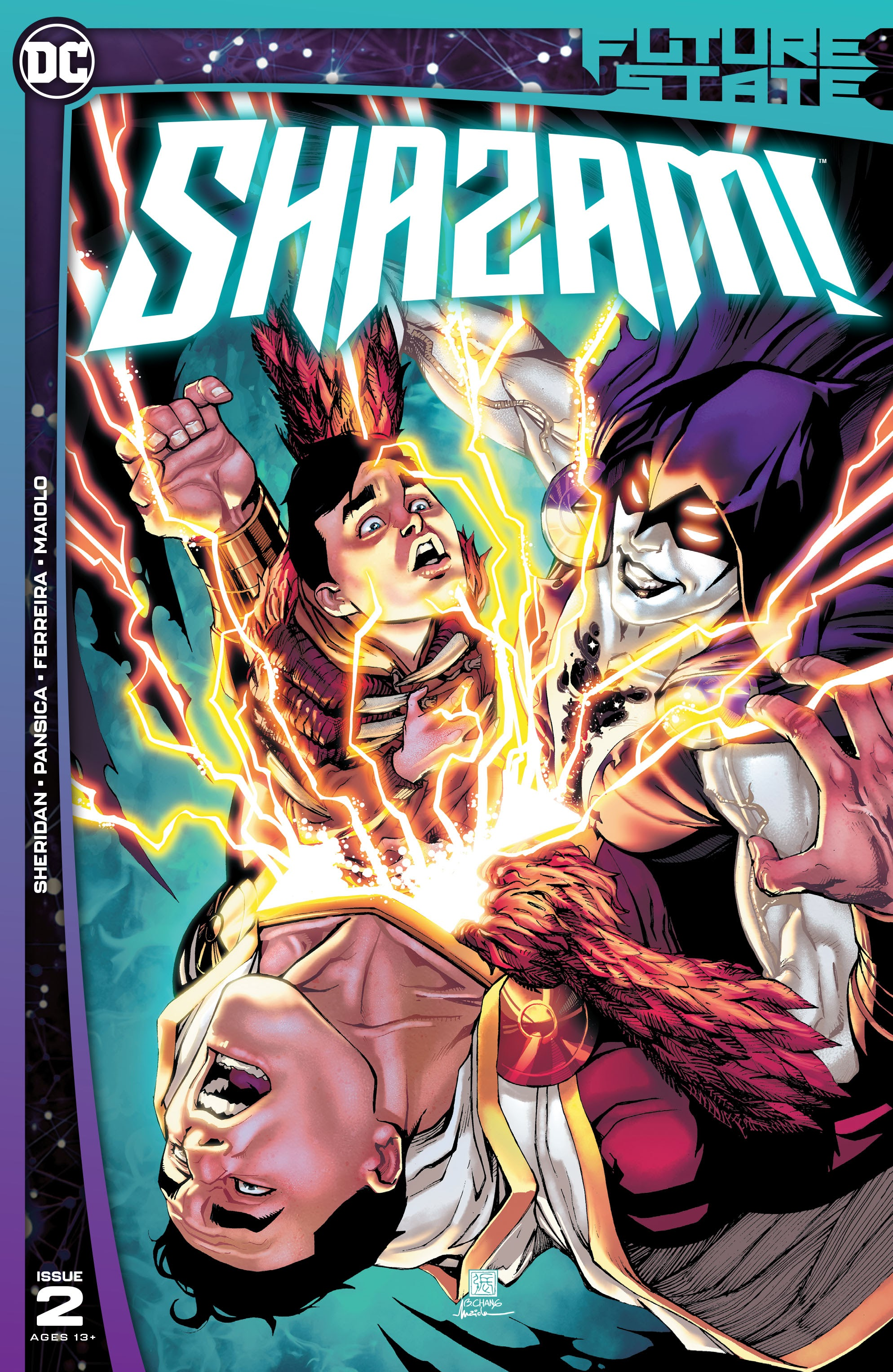 Future State: Shazam! 2 Page 1