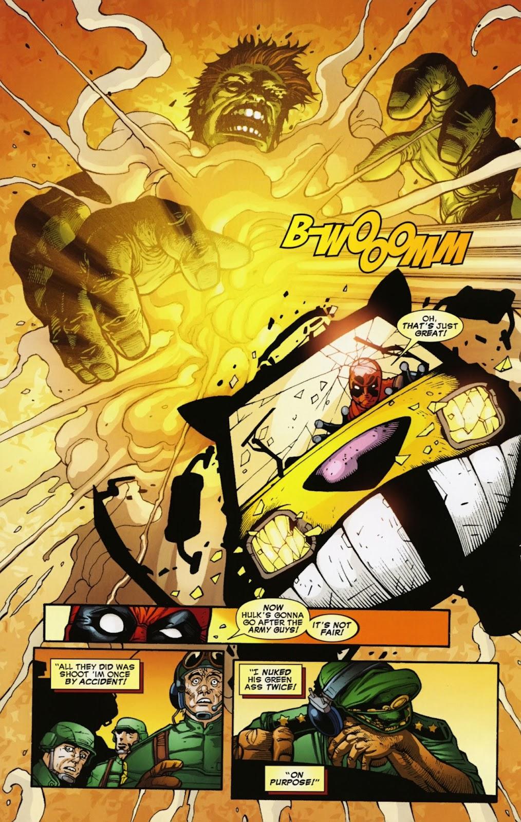 Read online Deadpool (2008) comic -  Issue #39 - 15