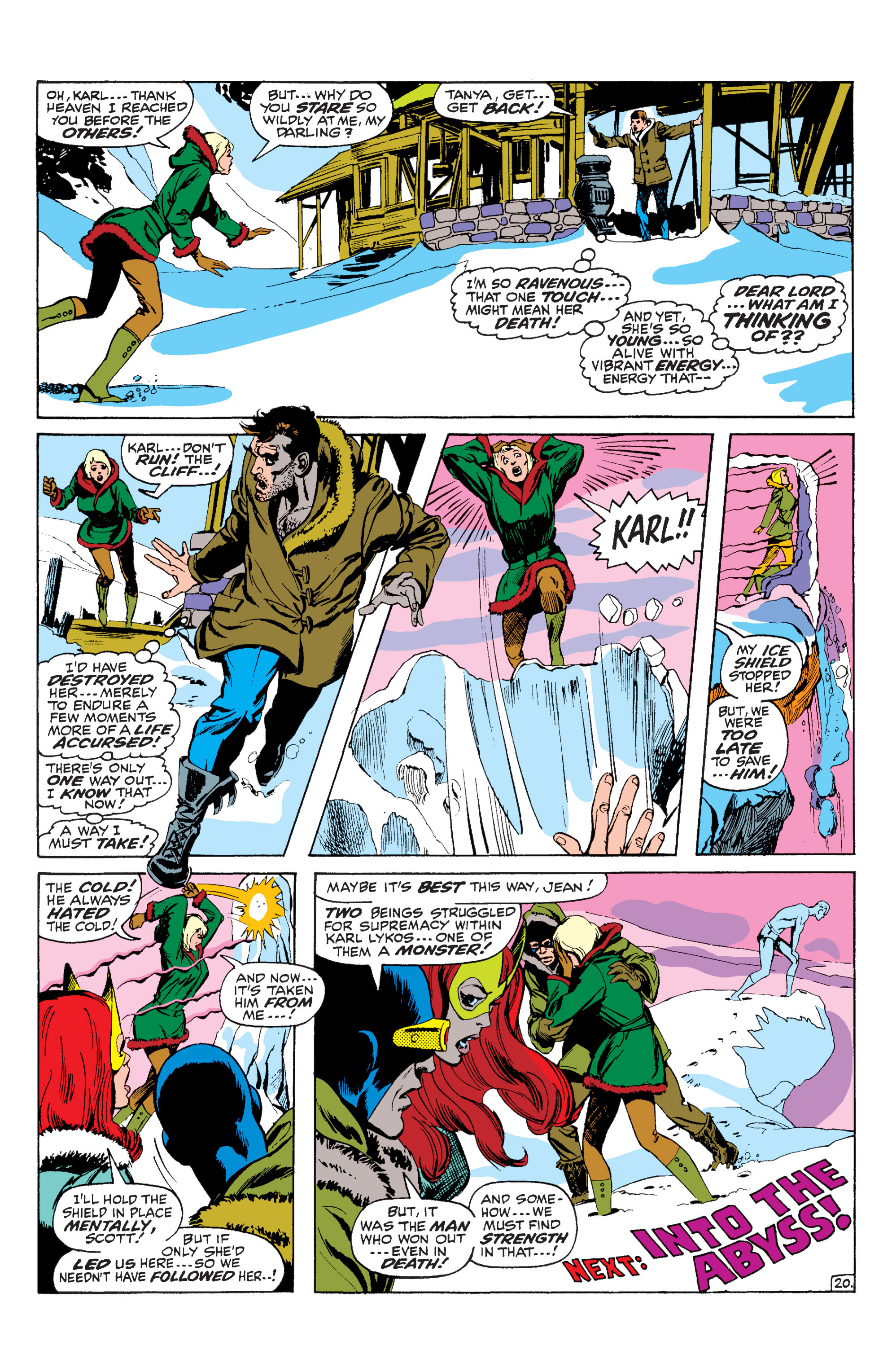 Uncanny X-Men (1963) 61 Page 18