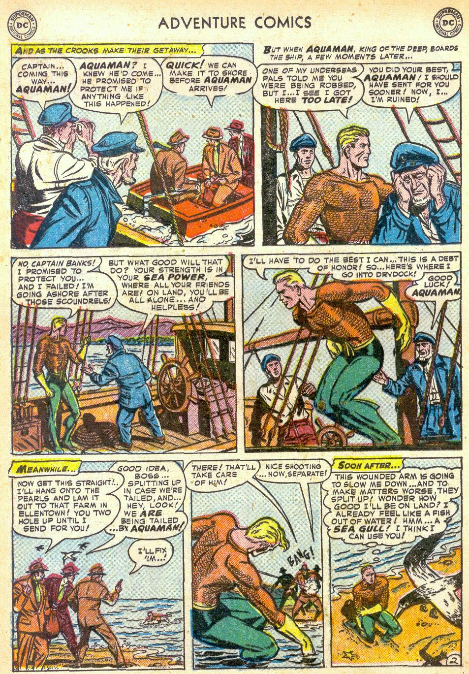 Read online Adventure Comics (1938) comic -  Issue #172 - 18