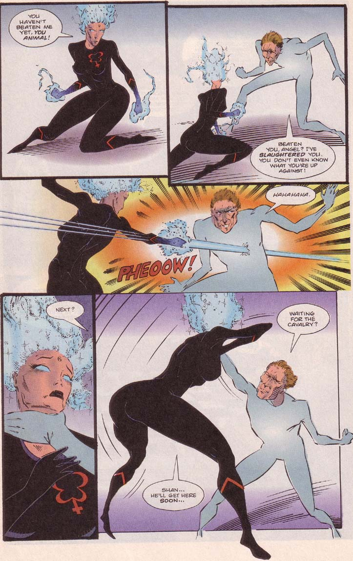 Read online Cyberspace 3000 comic -  Issue #7 - 19