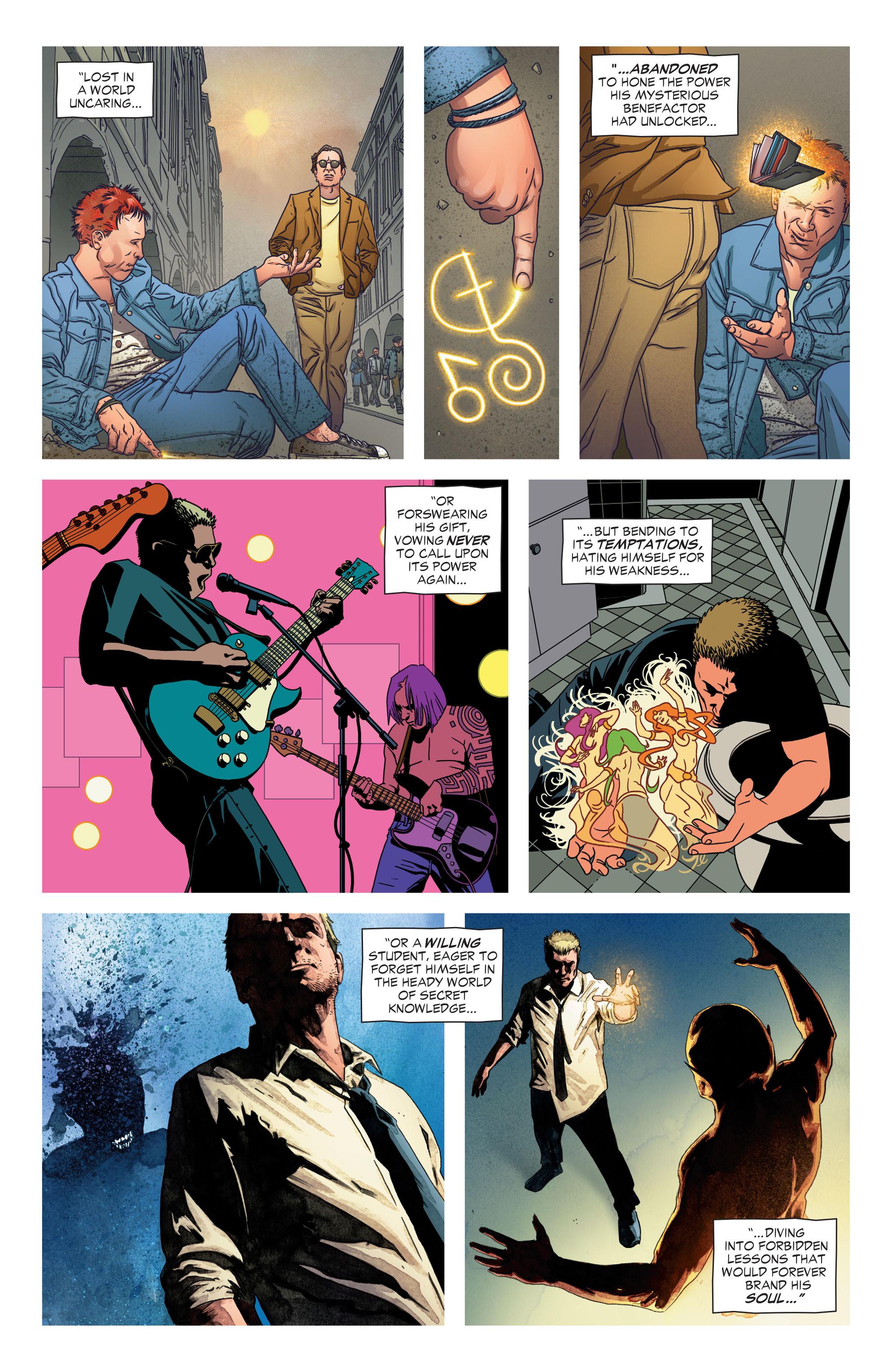 Read online Secret Origins (2014) comic -  Issue #11 - 20