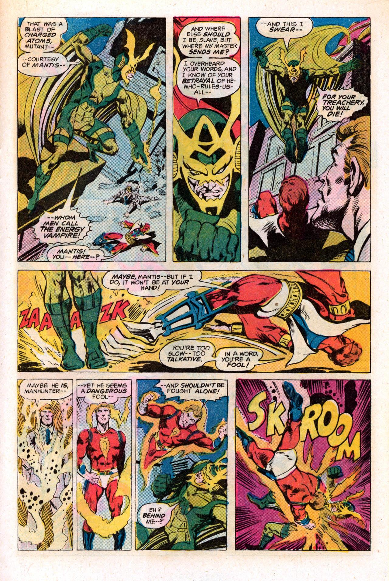 Read online Secret Society of Super-Villains comic -  Issue #2 - 21