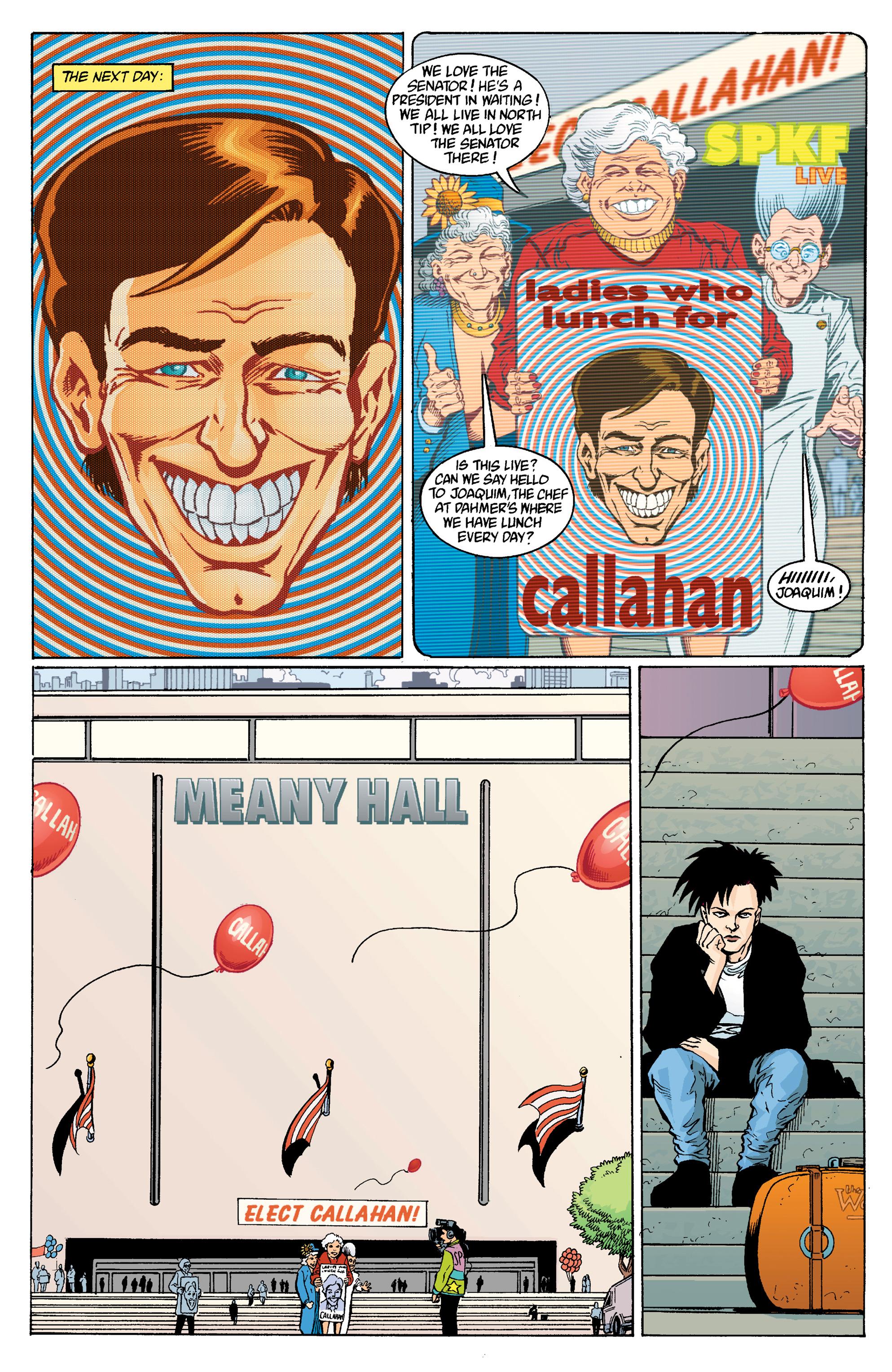 Read online Transmetropolitan comic -  Issue #14 - 9