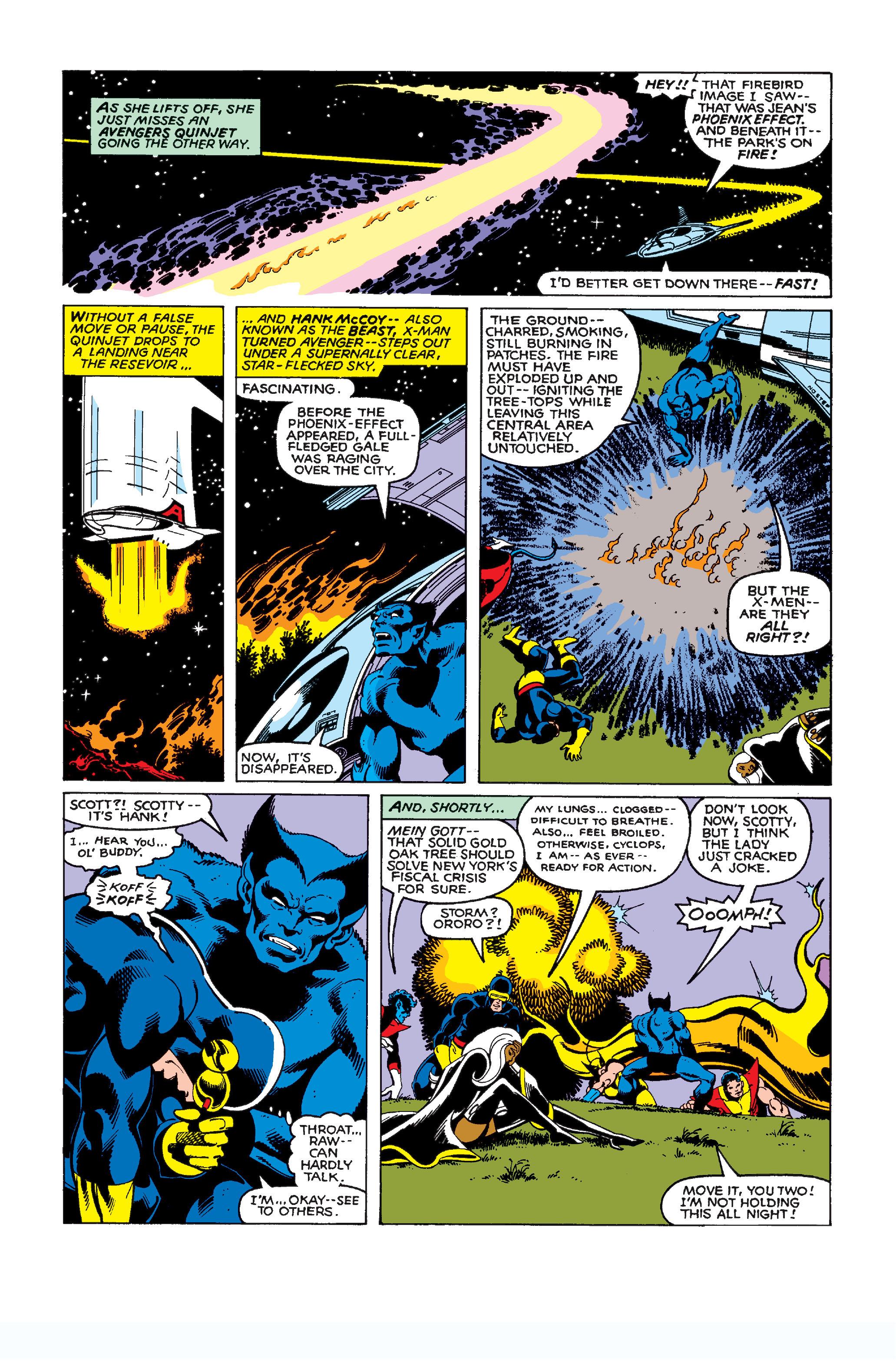 Read online Uncanny X-Men (1963) comic -  Issue #135 - 10