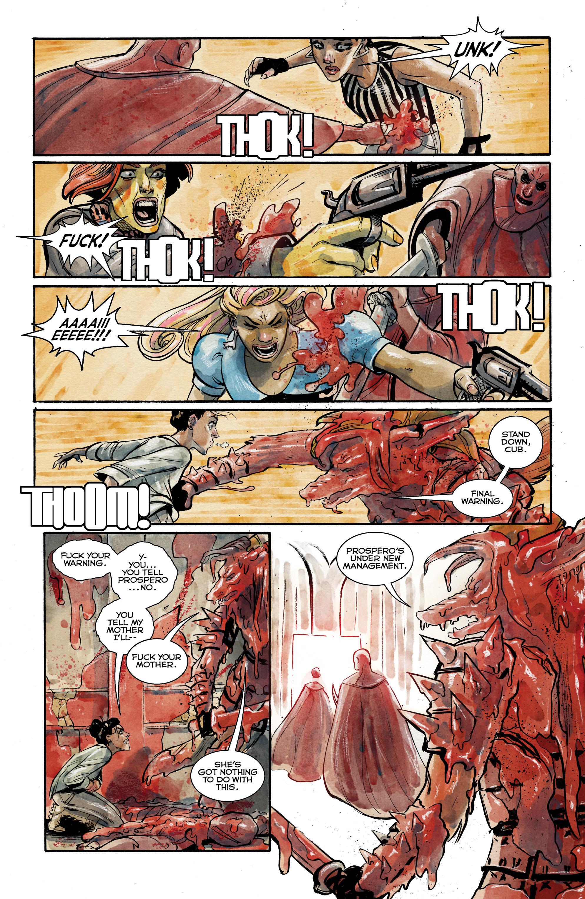 Read online Shutter comic -  Issue #22 - 18