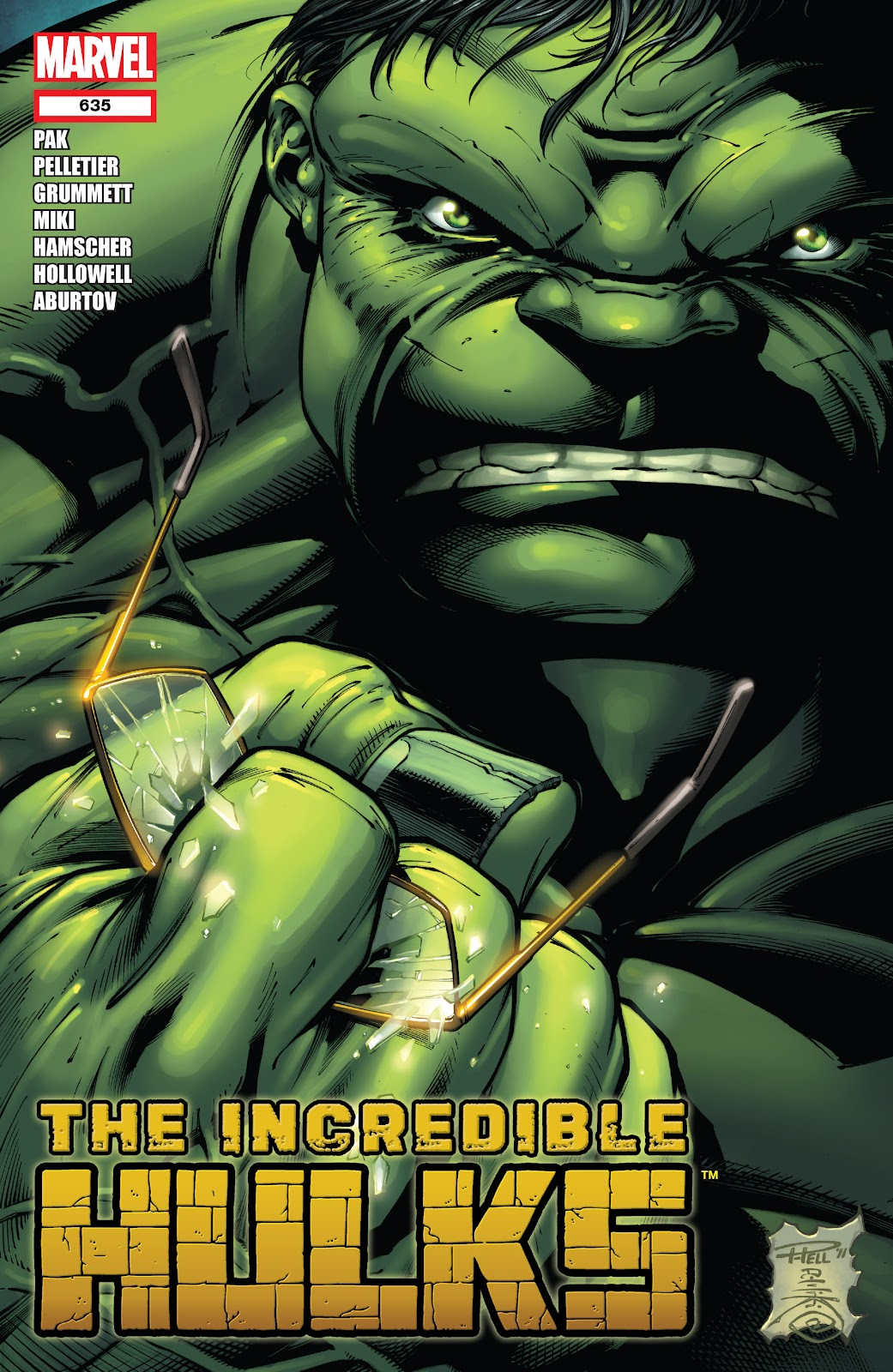 Read online Incredible Hulks (2010) comic -  Issue # _TPB Heart of the Monster - 107