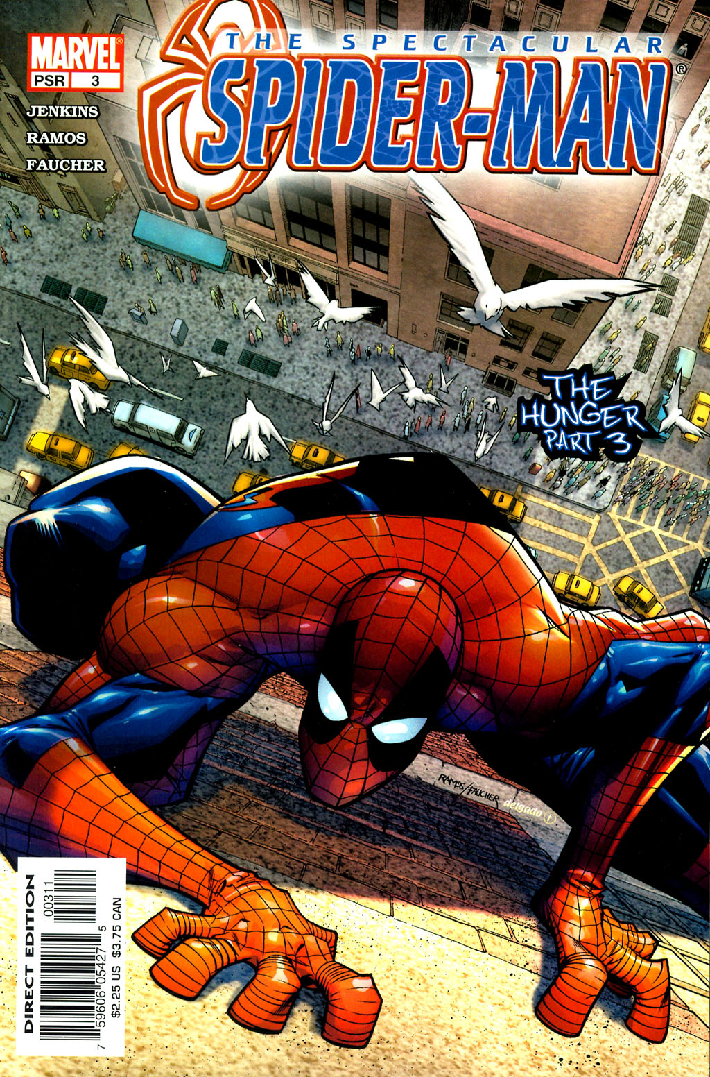 The Spectacular Spider-Man (2003) 3 Page 1