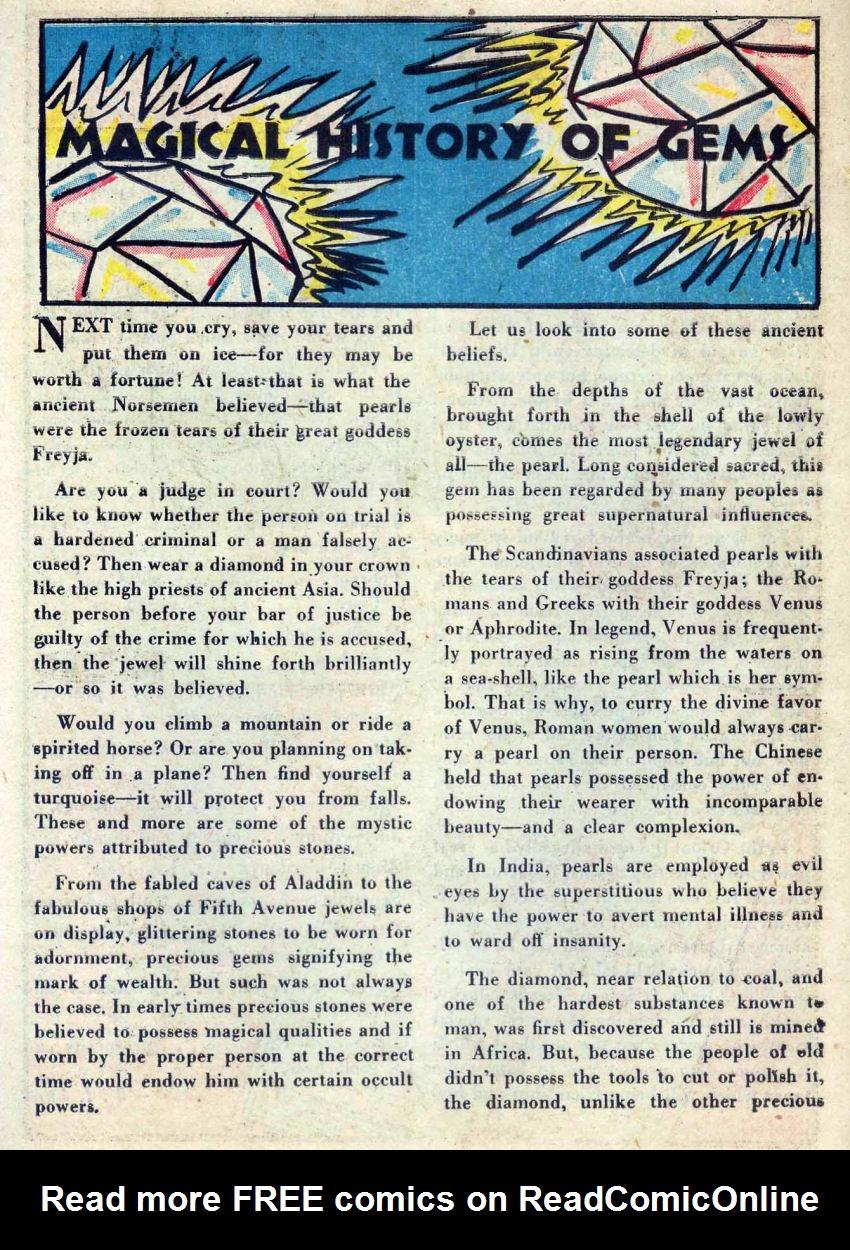 Read online Sensation (Mystery) Comics comic -  Issue #82 - 39