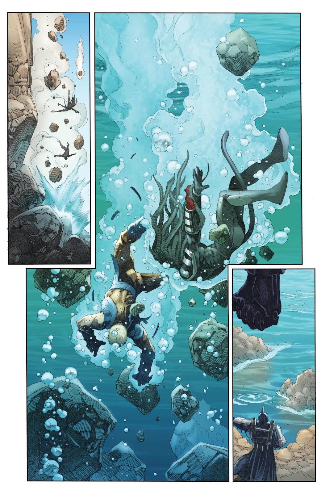 Read online X-O Manowar (2017) comic -  Issue #25 - 17