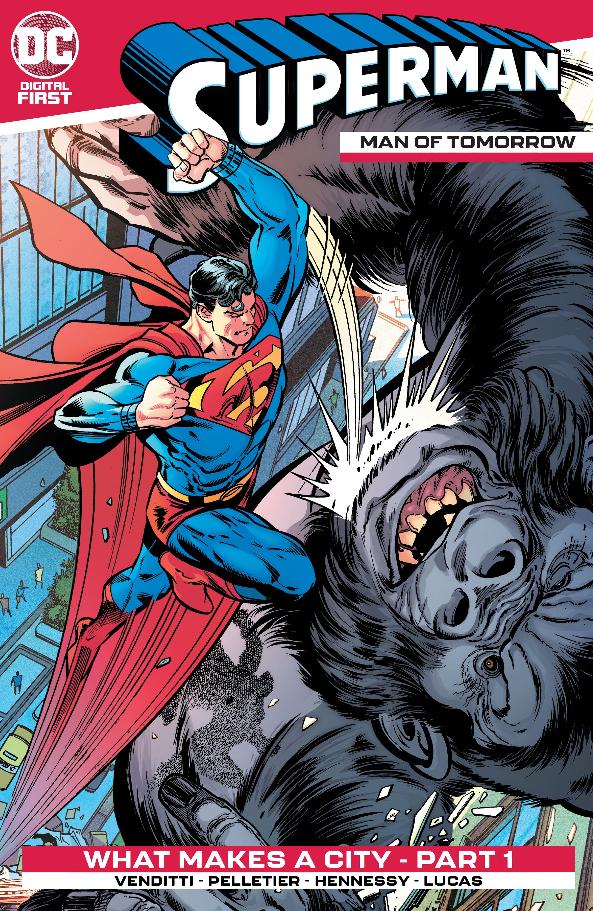 Superman: Man of Tomorrow 5 Page 1