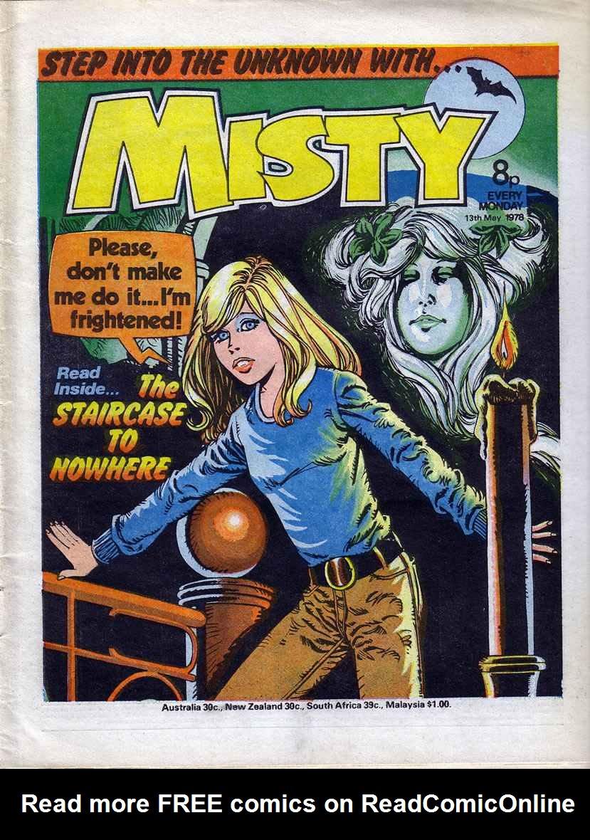 Misty (1978) 15 Page 1