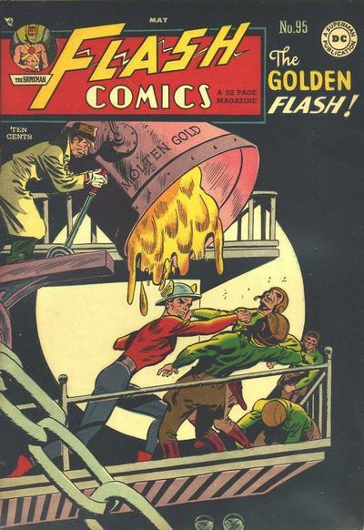 Flash Comics 95 Page 1