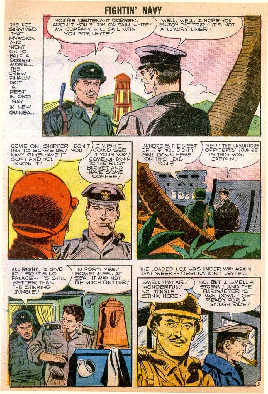 Read online Fightin' Navy comic -  Issue #79 - 24