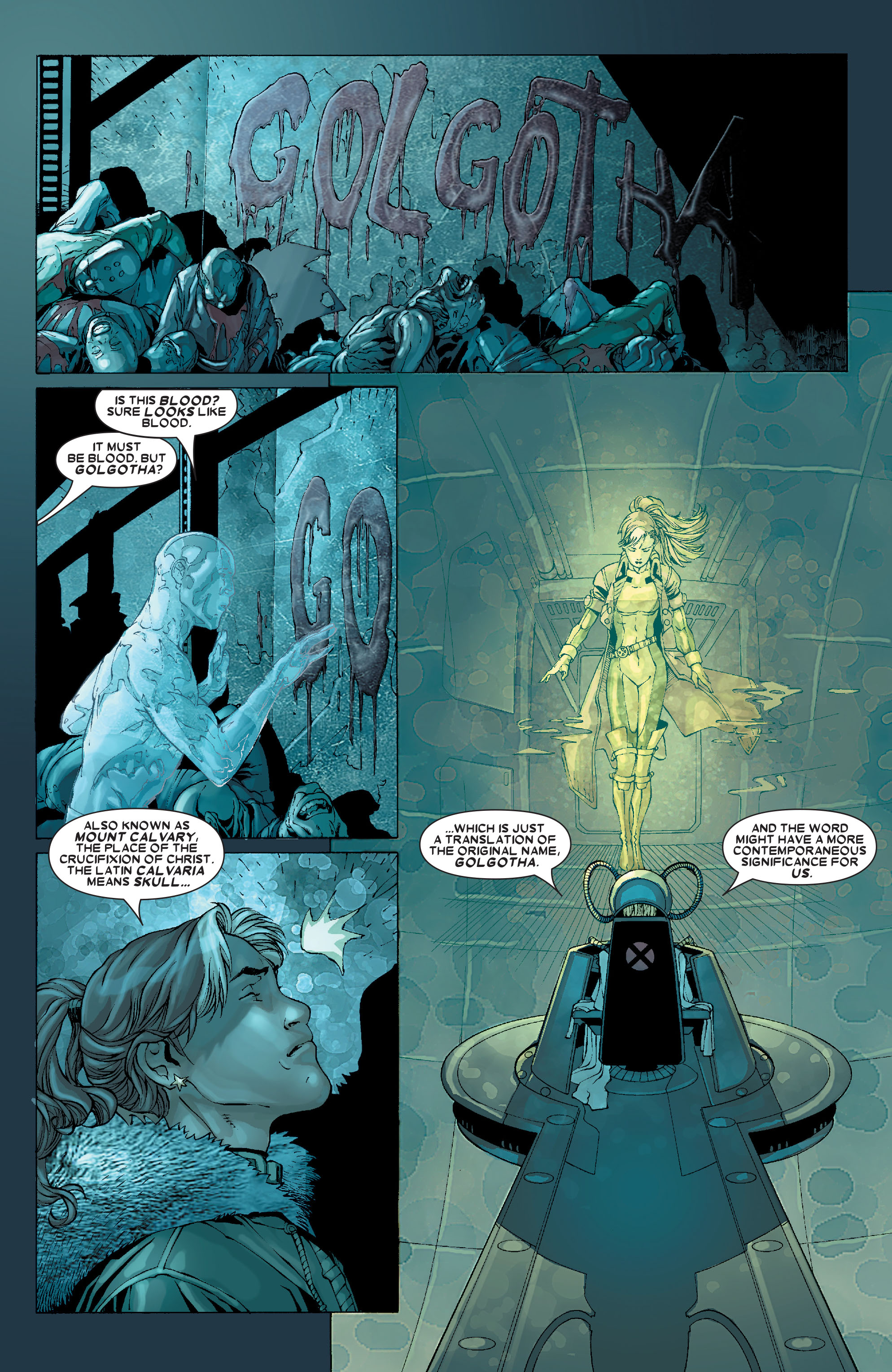 X-Men (1991) 166 Page 4