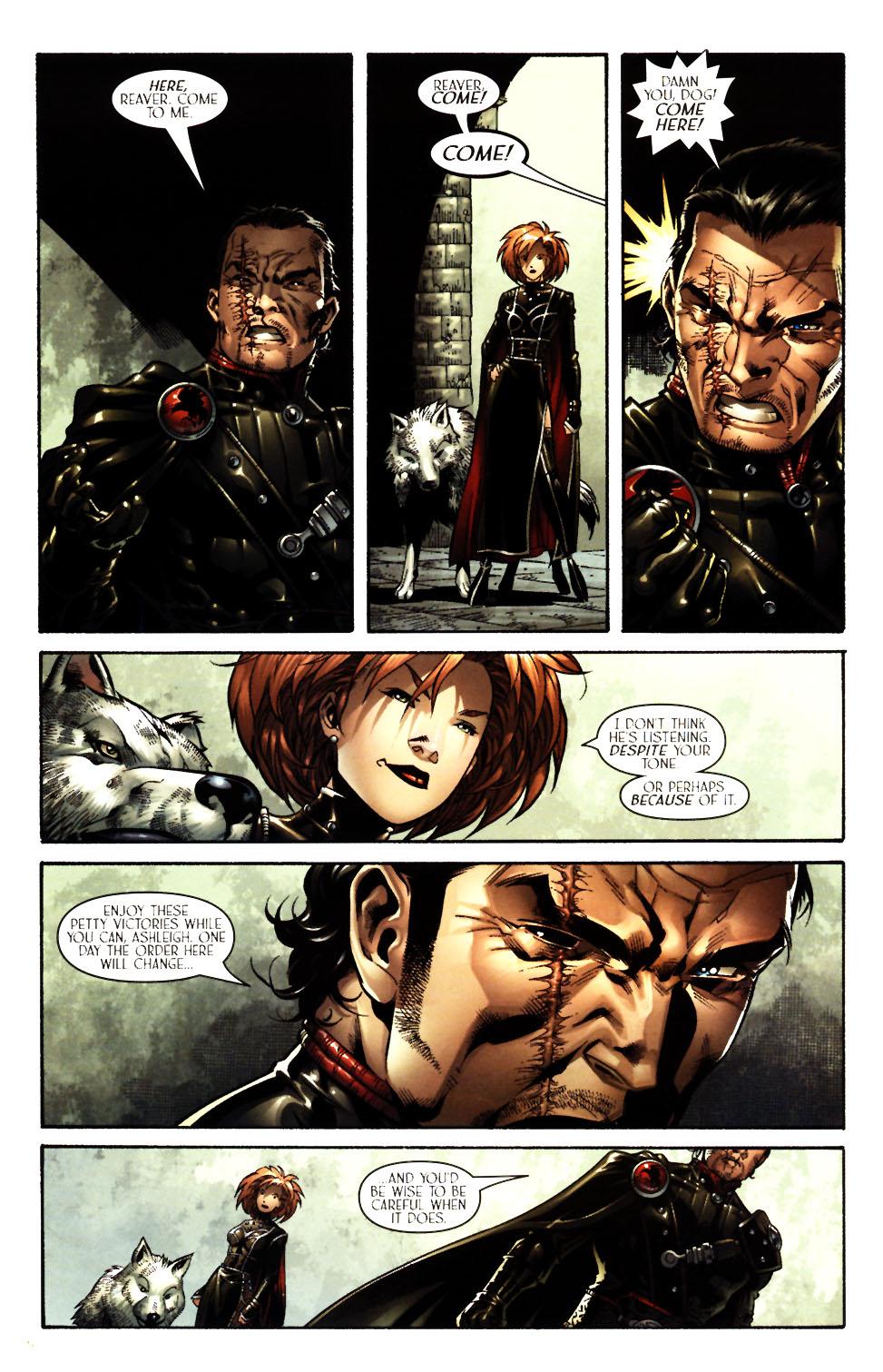 Read online Scion comic -  Issue #11 - 13