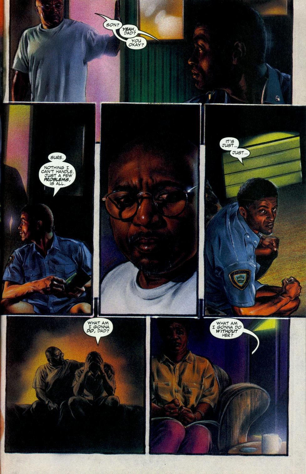 Read online Code of Honor comic -  Issue #3 - 18