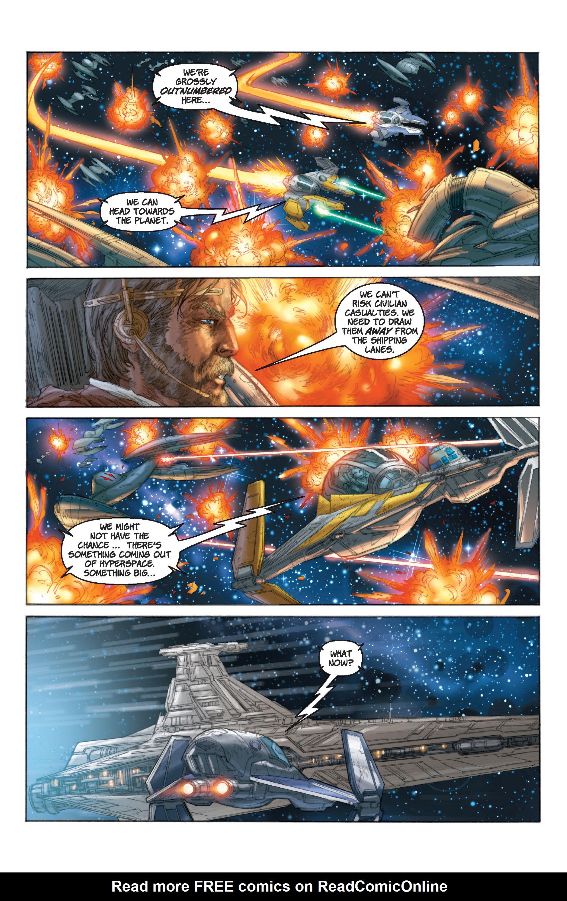 Read online Star Wars Omnibus comic -  Issue # Vol. 26 - 139