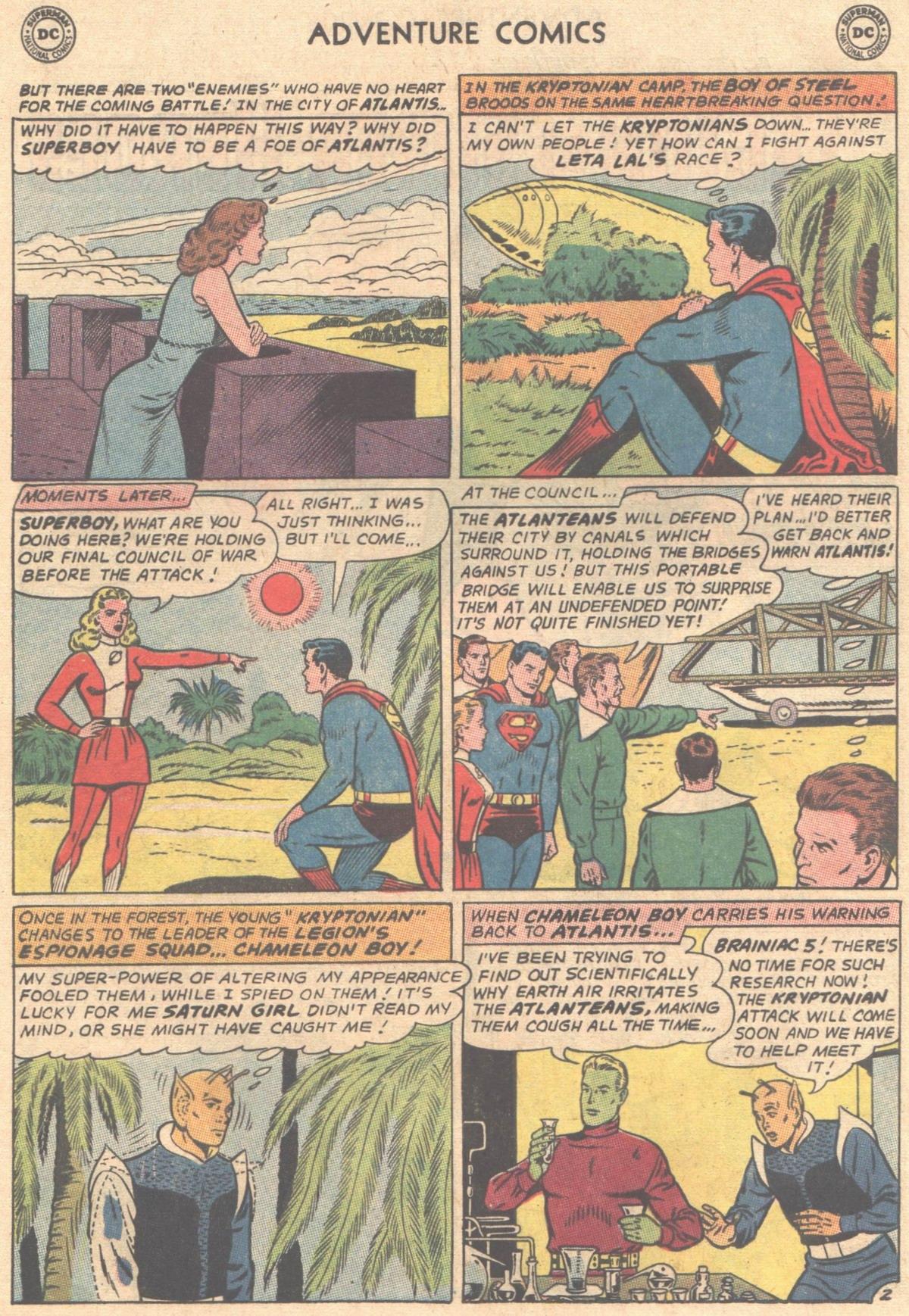 Read online Adventure Comics (1938) comic -  Issue #333 - 12