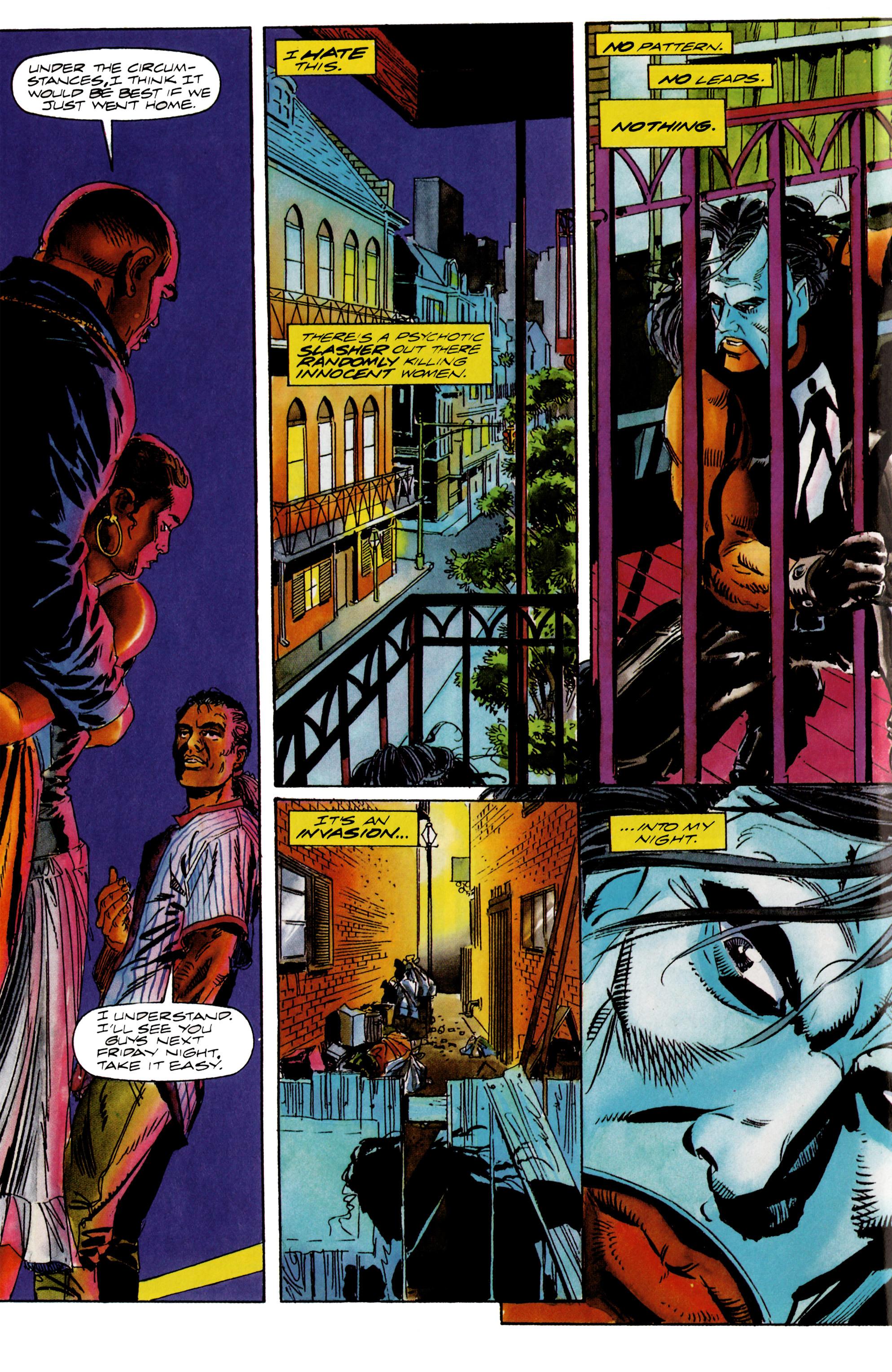 Read online Shadowman (1992) comic -  Issue #13 - 7