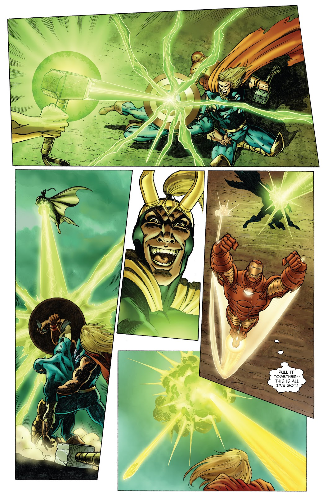 Read online Thor: Ragnaroks comic -  Issue # TPB (Part 2) - 64