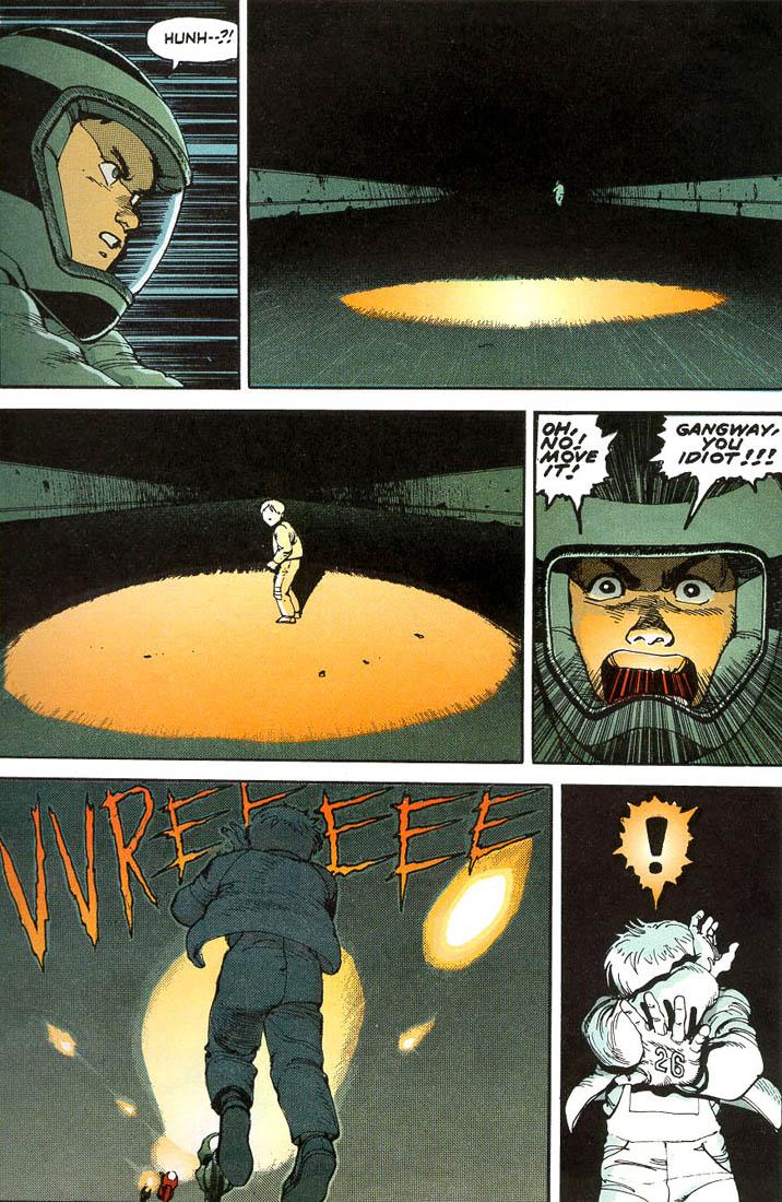Read online Akira comic -  Issue #1 - 19