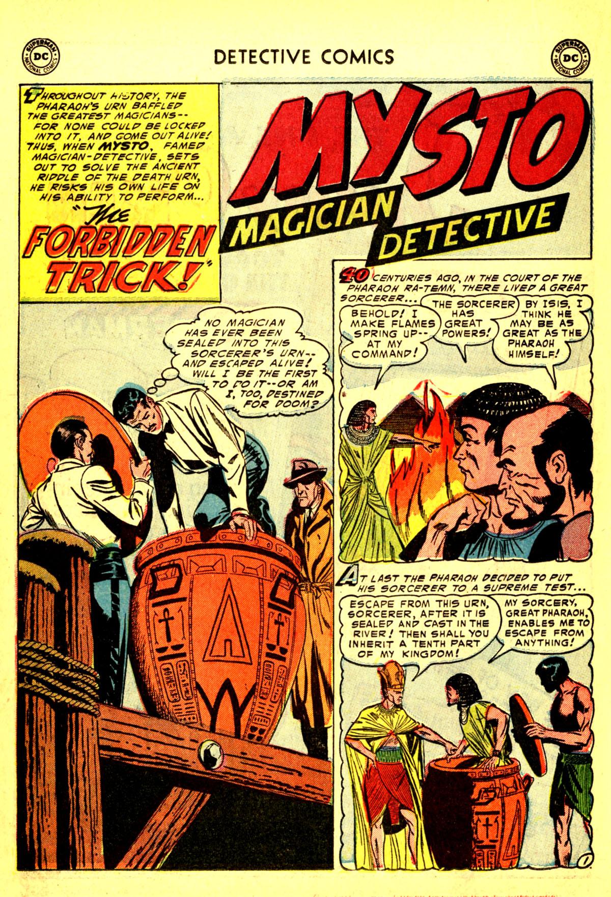 Read online Detective Comics (1937) comic -  Issue #211 - 34