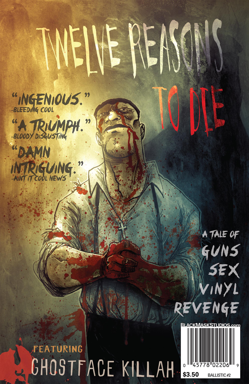 Read online Ballistic (2013) comic -  Issue #2 - 31