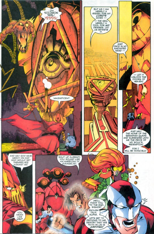 Read online Alpha Flight (1997) comic -  Issue #16 - 19