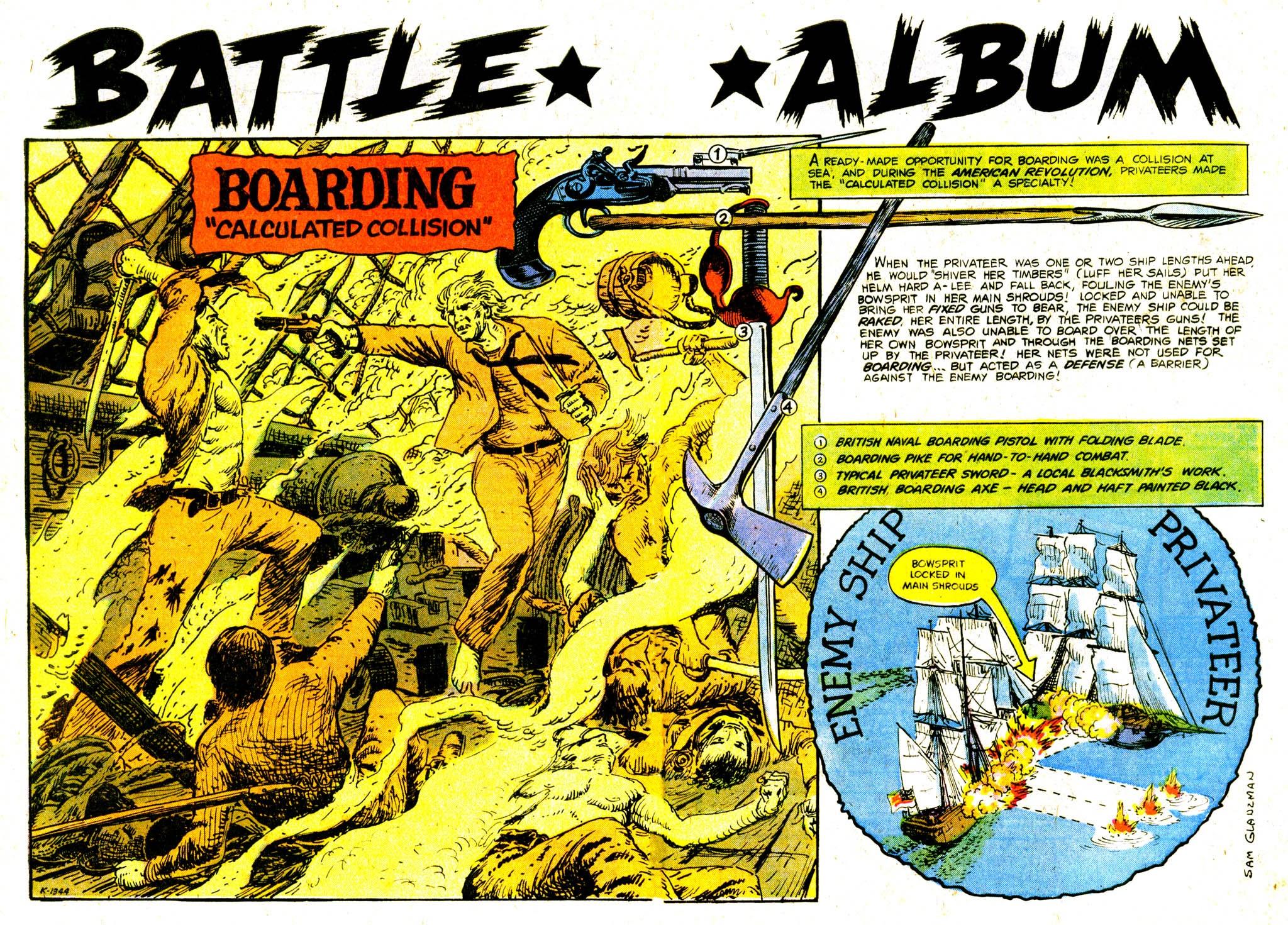 Read online Sgt. Rock comic -  Issue #317 - 31