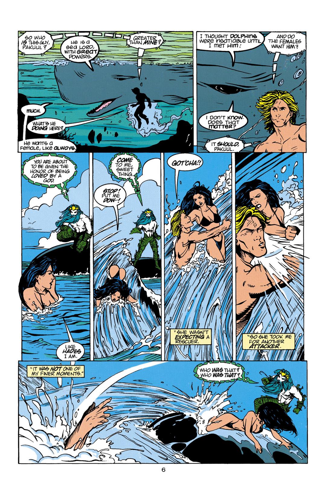 Read online Aquaman (1994) comic -  Issue #Aquaman (1994) _Annual 1 - 7